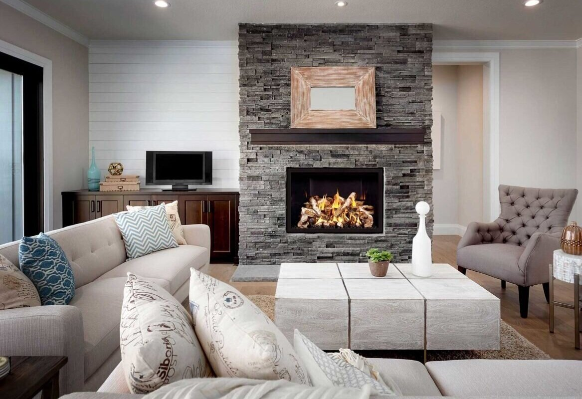 New Gas Logs, Fireplace Doors, and Accessories