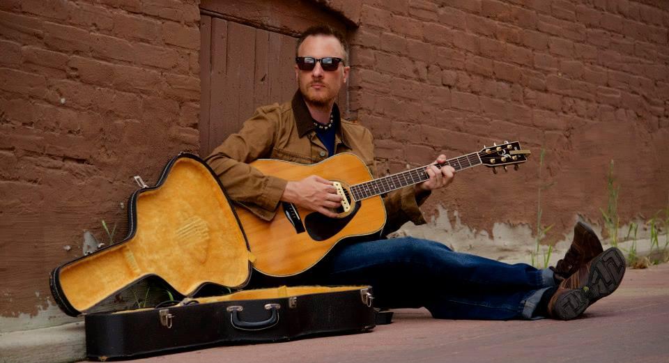 Erik J Matthews Chilliwack Singer Songwriter