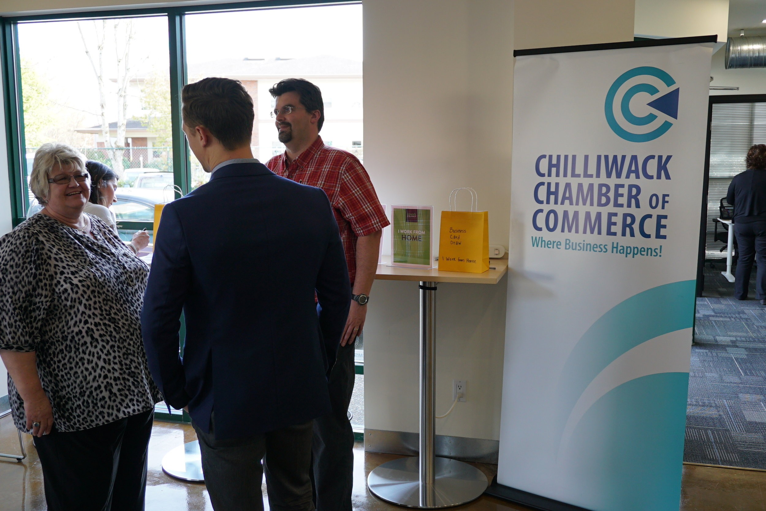 Cowork Chilliwack - Expansion Celebration