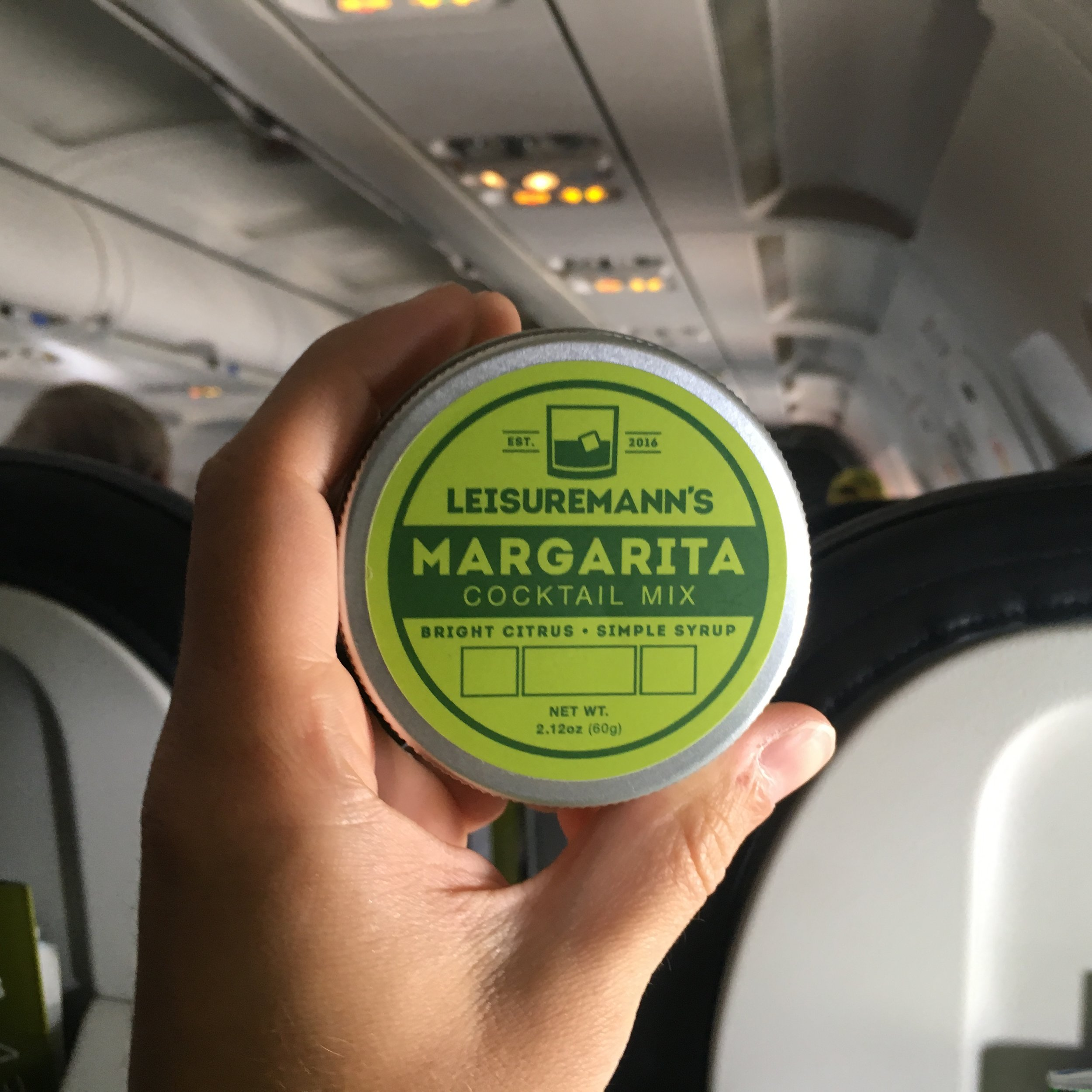 LEISUREMANNS MARGARITA UNITED AIRLINES