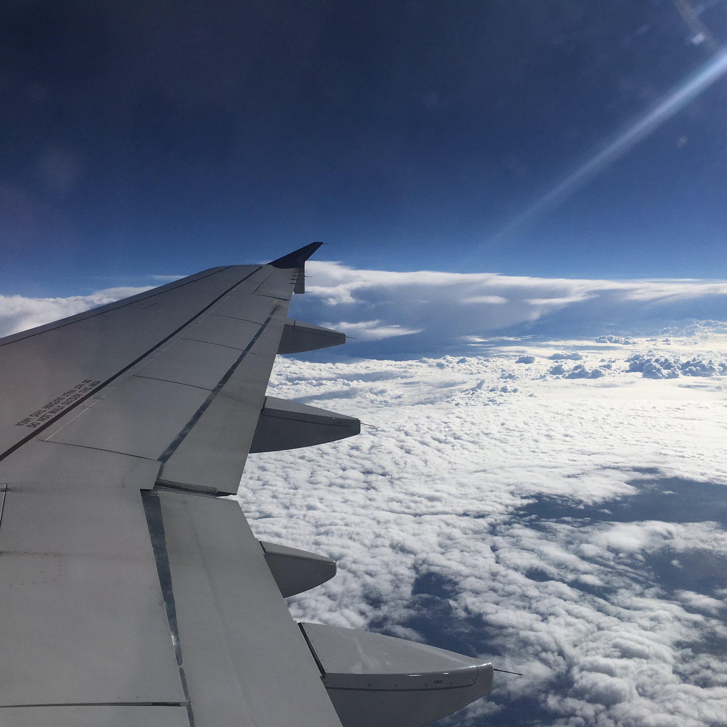 LEISUREMANN'S UNITED AIRLINES FRIENDLY SKIES