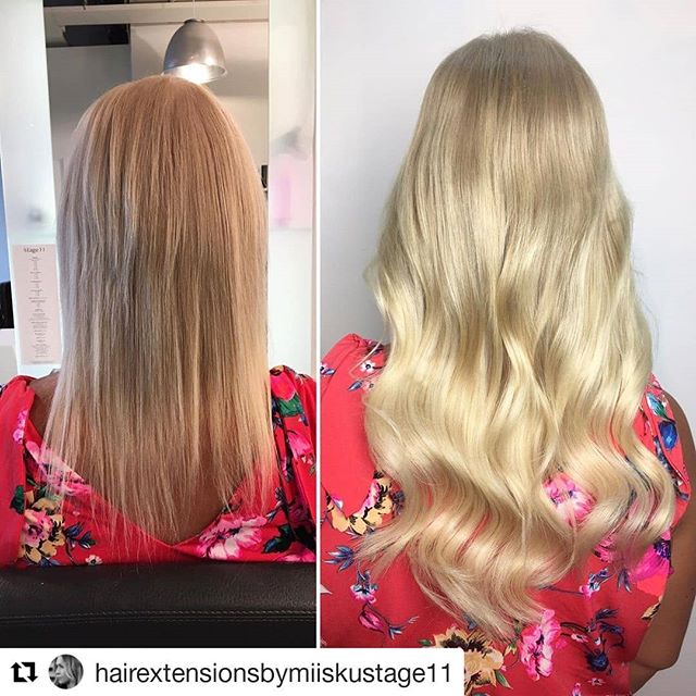 ⠀⠀⠀ ▪️My beautiful customer and her new hair for summer☀️▪️ ㅤ #Repost @hairextensionsbymiiskustage11 (@get_repost) ・・・ . ▪️Hairextension with Magos▪️ @simply_natural_finland @magohair @wellanordic @stage11official . . . . . #simply_natural_finland #simplynaturalextensions #hair #photo #hår #hårförlängning #hårförtjockning #hiukset #ennenjajälkeen #helsinki #stage11 #stage11official #bestintown #ilovemyjob #hairextensionspecialist #hairofinstagram #naturalhair #hairgasm #behindthechair #hairobsessed #hairstyle #nioxin #fullerhair #oneshothairawards#blondehair#babyhighlights #simplynaturalmago #dailyfeedx