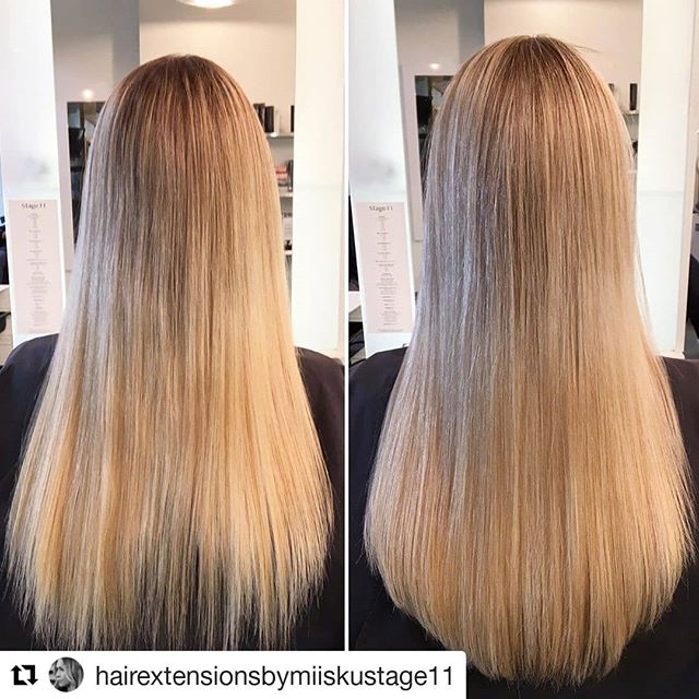 ㅤ Sometimes all You need is more strenght and volume... and it's so natural ㅤ #Repost @hairextensionsbymiiskustage11 (@get_repost) ・・・ . ▪️Hairextension with Magos▪️ @simply_natural_finland @magohair  @wellanordic  @stage11official . . . . . #simply_natural_finland #simplynaturalextensions #hair #photo #hår #hårförlängning #hårförtjockning #hiukset #ennenjajälkeen #helsinki #stage11 #stage11official #bestintown #ilovemyjob #hairextensionspecialist #hairofinstagram #naturalhair #hairgasm #behindthechair #hairobsessed #hairstyle #nioxin #fullerhair #oneshothairawards#blondehair#babyhighlights #simplynaturalmago #dailyfeedx