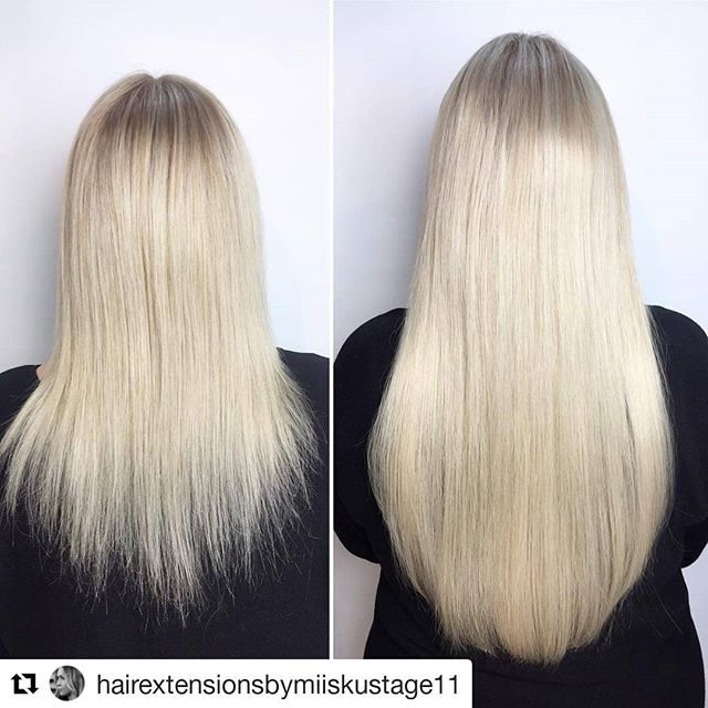 ㅤ Full hairextension made with Simply Natural prebonds shade silver ㅤ #Repost @hairextensionsbymiiskustage11 (@get_repost) ・・・ . ▪️Hairextension with Magos▪️ @simply_natural_finland @magohair  @wellanordic  @stage11official . . . #simplynaturalextensions #simply_natural_finland #hairextensionsbymiiskustage11 #hairextensionexpert #hairstyle#behindthechair_com #helsinki #bestintown #magohiustenpidennys #simplynaturalmagoextensions #hiustenpidennys #stage11official #picoftoday #hair #beforeandafter #wawyhair #hår #hårförlängning #simplynatural#hairextensionsbymiiskustage11 #dailyfeedx