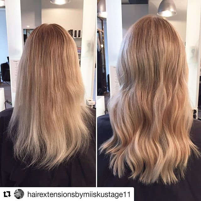ㅤ Sometimes all You need is more strenght and volume...and it's so natural ・・・ . #Repost @hairextensionsbymiiskustage11 (@get_repost) . . @simply_natural_finland @magohair  @wellanordic  @stage11official . . . #simplynaturalextensions #simply_natural_finland #hairextensionsbymiiskustage11 #hairextensionexpert #hairstyle#behindthechair_com #helsinki #magohair #magohiustenpidennys #simplynaturalmagoextensions #hiustenpidennys #stage11official #picoftoday #hair #beforeandafter #wavyhair #hår #hårförlängning #simplynatural#hairextensionsbymiiskustage11