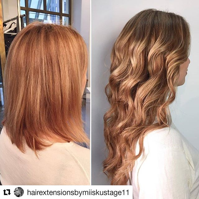 ㅤ New spring hair for lovely Hanna ㅤ #Repost @hairextensionsbymiiskustage11 (@get_repost) . . Cut&Color: @jonistage11 Hairextension: my work @magohair  @simplynaturalfinland  @wellanordic  @stage11official. ㅤ . . . #simplynaturalextensions #simplynaturalmago #magohair #hairextensions #hairgoals #wavyhair #beforeandafter #harforlangning #hiustenpidennys #kampaajahelsinki #stage11official #wearestage11 #hairextensionsbymiiskustage11 #pinnilehti #picoftheday