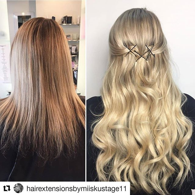ㅤ Hairextension with prebonds💕 ㅤ #Repost @hairextensionsbymiiskustage11 (@get_repost) ・・・ . ▪️Hairextension with Magos▪️ @simply_natural_finland @magohair @wellanordic @stage11official . . . . . #simply_natural_finland #simplynaturalextensions #hair #photo #hår #hårförlängning #hårförtjockning #hiukset #ennenjajälkeen #helsinki #stage11 #stage11official #bestintown #ilovemyjob #hairextensionspecialist #hairofinstagram #naturalhair #hairgasm #behindthechair #hairobsessed #hairstyle #nioxin #fullerhair #oneshothairawards#blondehair#babyhighlights #simplynaturalmago #dailyfeedx