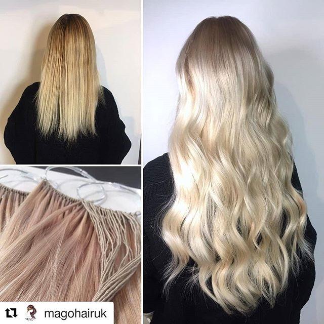 #Repost @magohairuk (@get_repost) ・・・ Credit to @hairextensionsbymiiskustage11 : ▪️New color from Wella and 100 Mago knots= Dreamhair▪️ @simplynaturalfinland  @magohair  @stage11official  @wellanordic. . . . #stage11official #pinnilehti #wearestage11 #kampaajahelsinki #hårförlängning #hairgoals #hairextensionexpert #hairextensionsbymiiskustage11 #simplynaturalextensions #simplynaturalmago #magohair #magohairextensions #dreamhair #instahair
