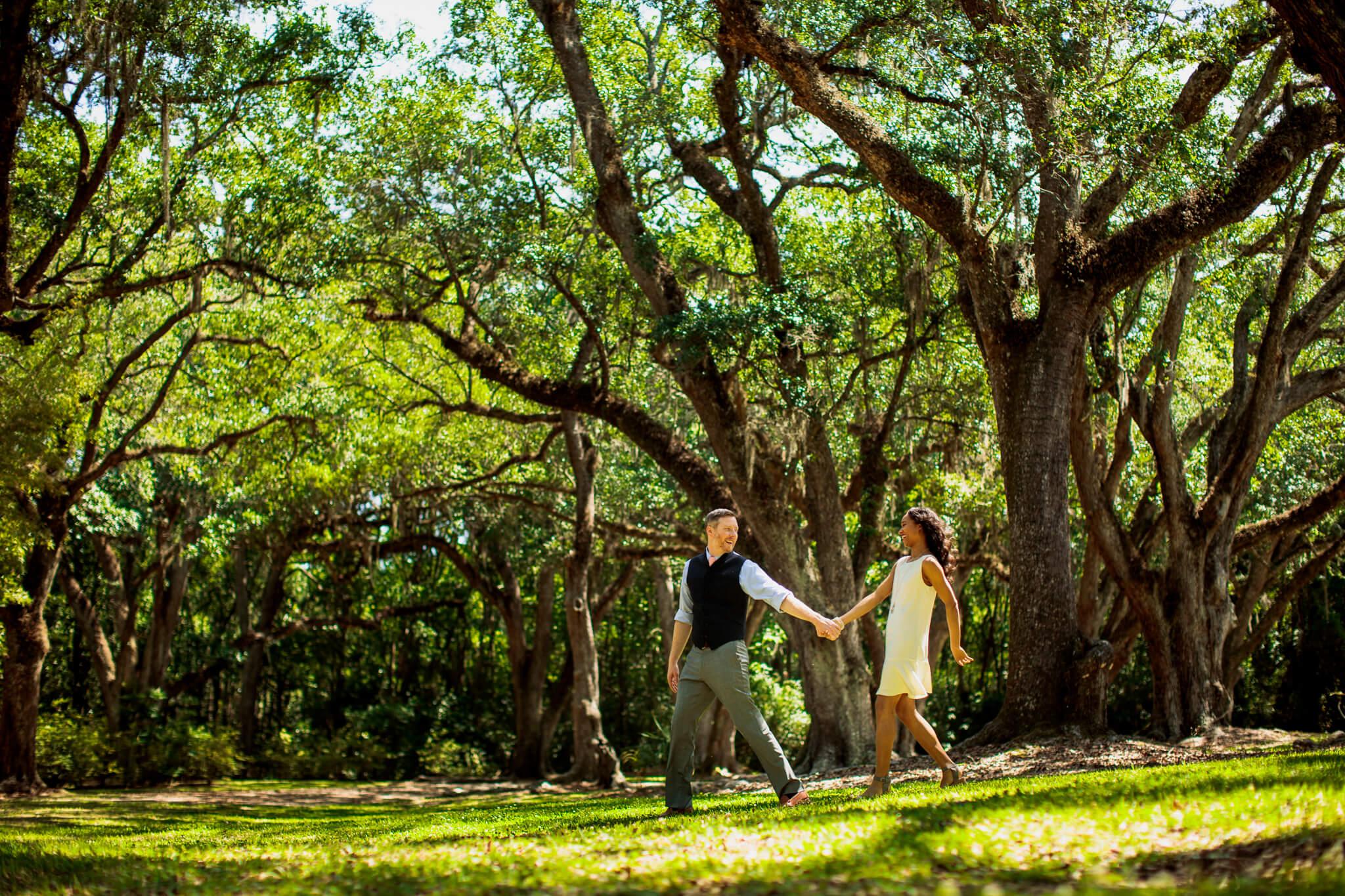 Brynn Ken Jungle Gardens Avery Island Louisianna LA Engagement-014.jpg