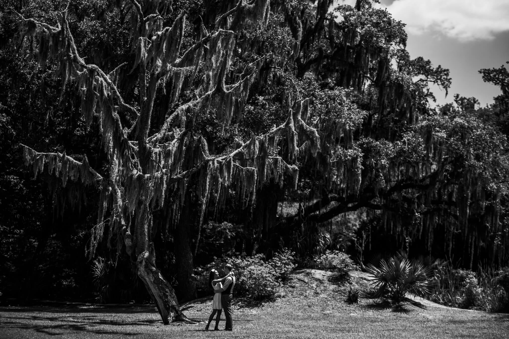 Brynn Ken Jungle Gardens Avery Island Louisianna LA Engagement-080.jpg