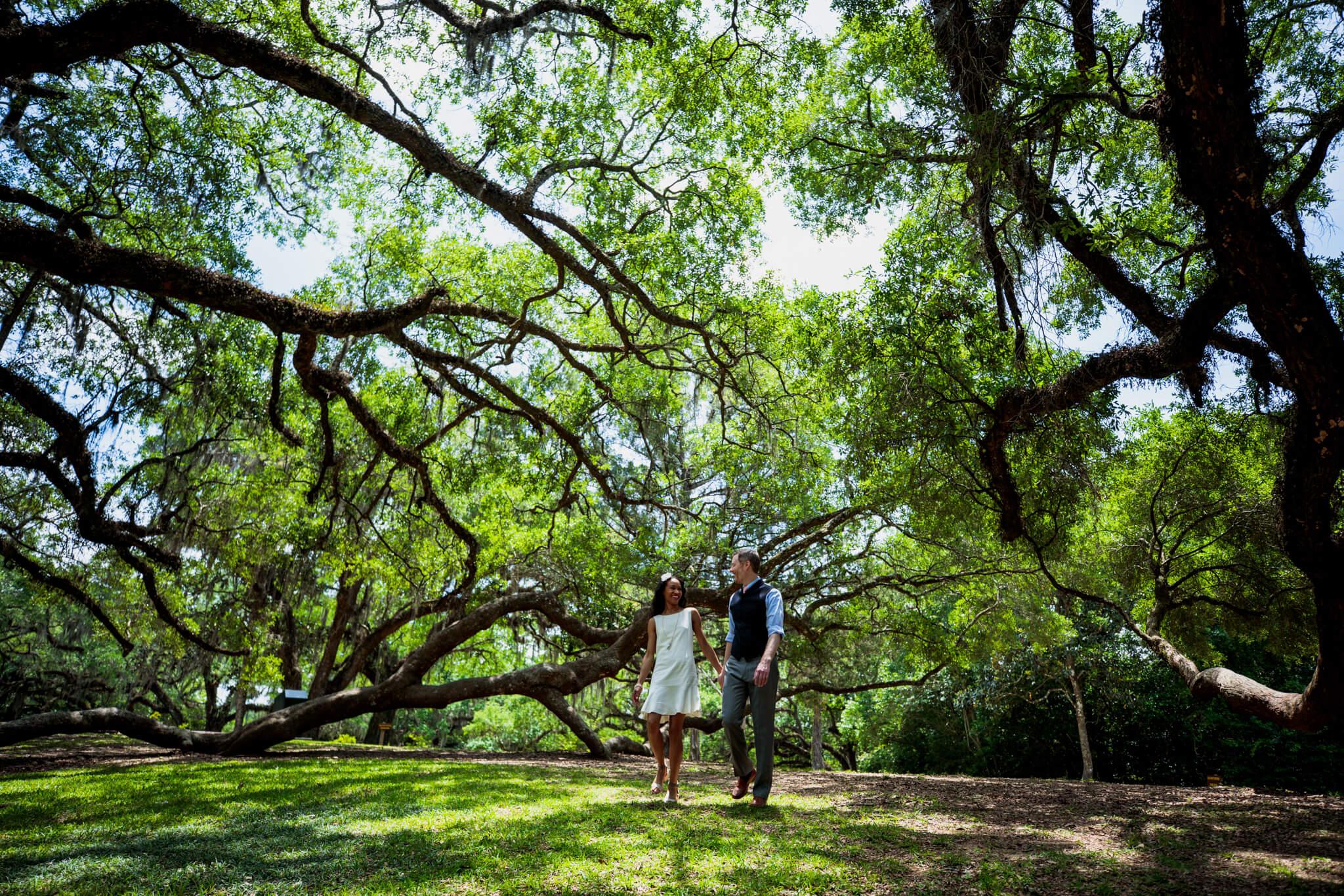 Brynn Ken Jungle Gardens Avery Island Louisianna LA Engagement-131.jpg