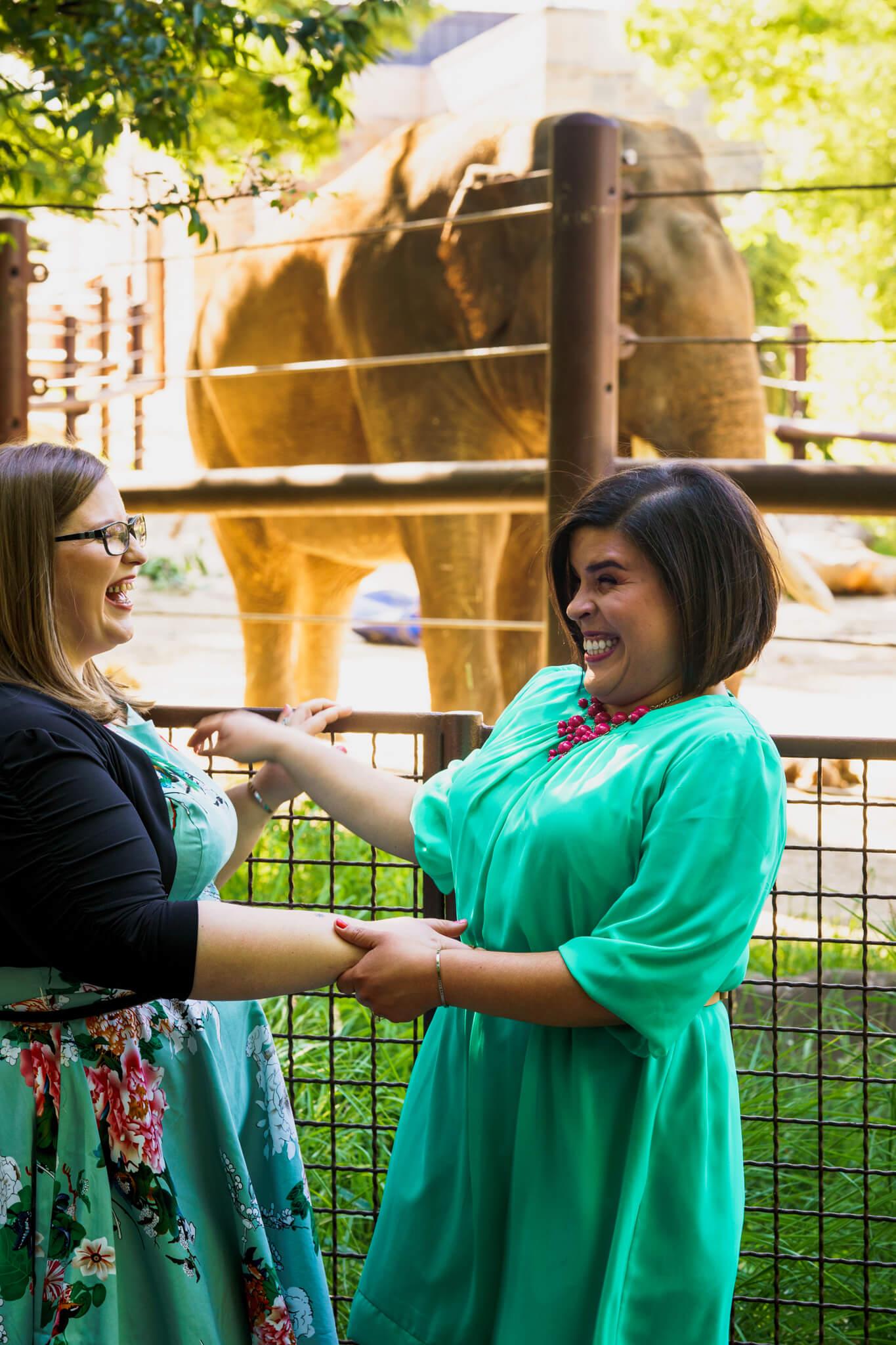 Lacey Stephanie Washington DC National Zoo Engagement Elephants Pandas Seals-021.jpg