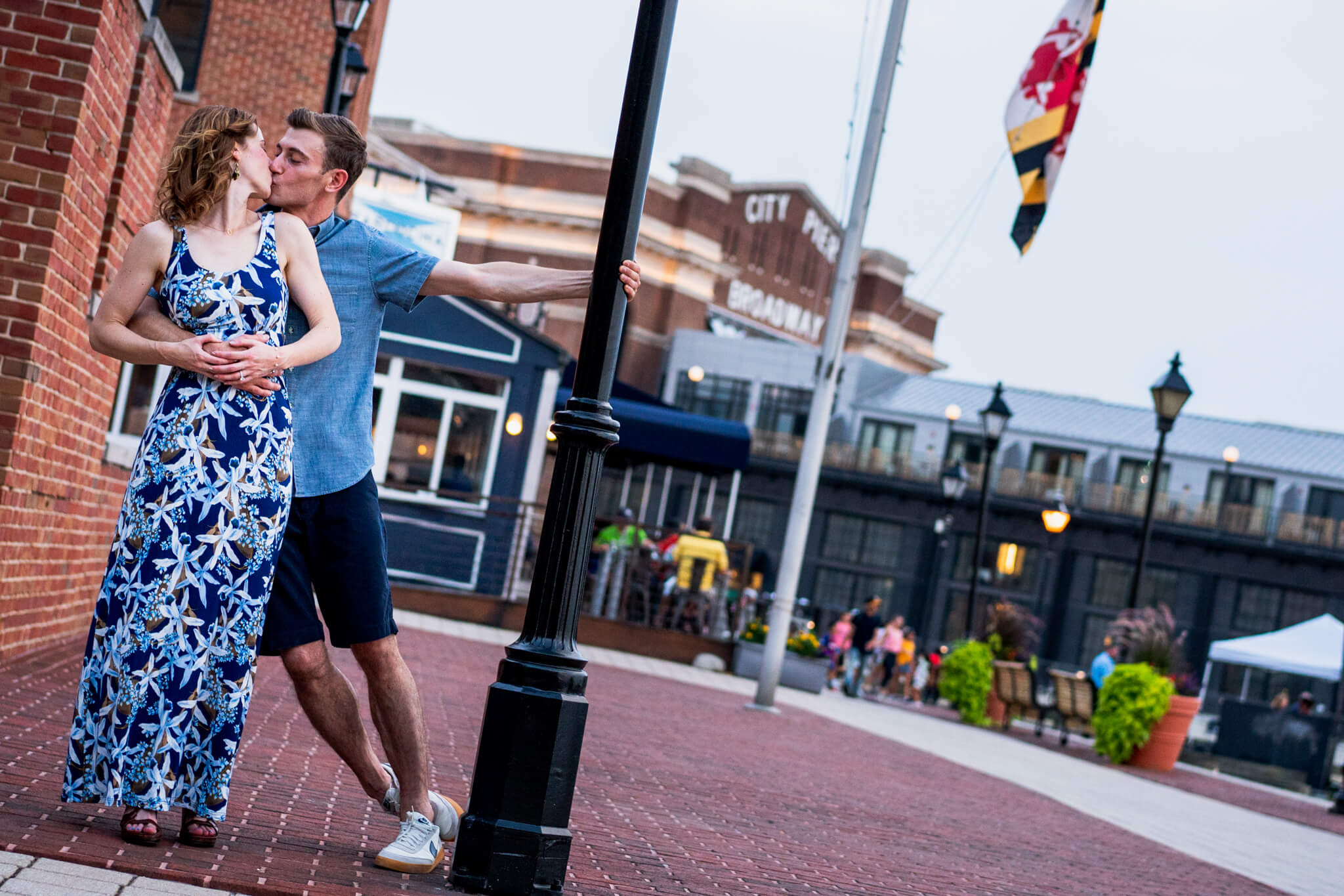 Rachel Luke Baltimore MD Engagement Patterson Park Fells Point-156.jpg