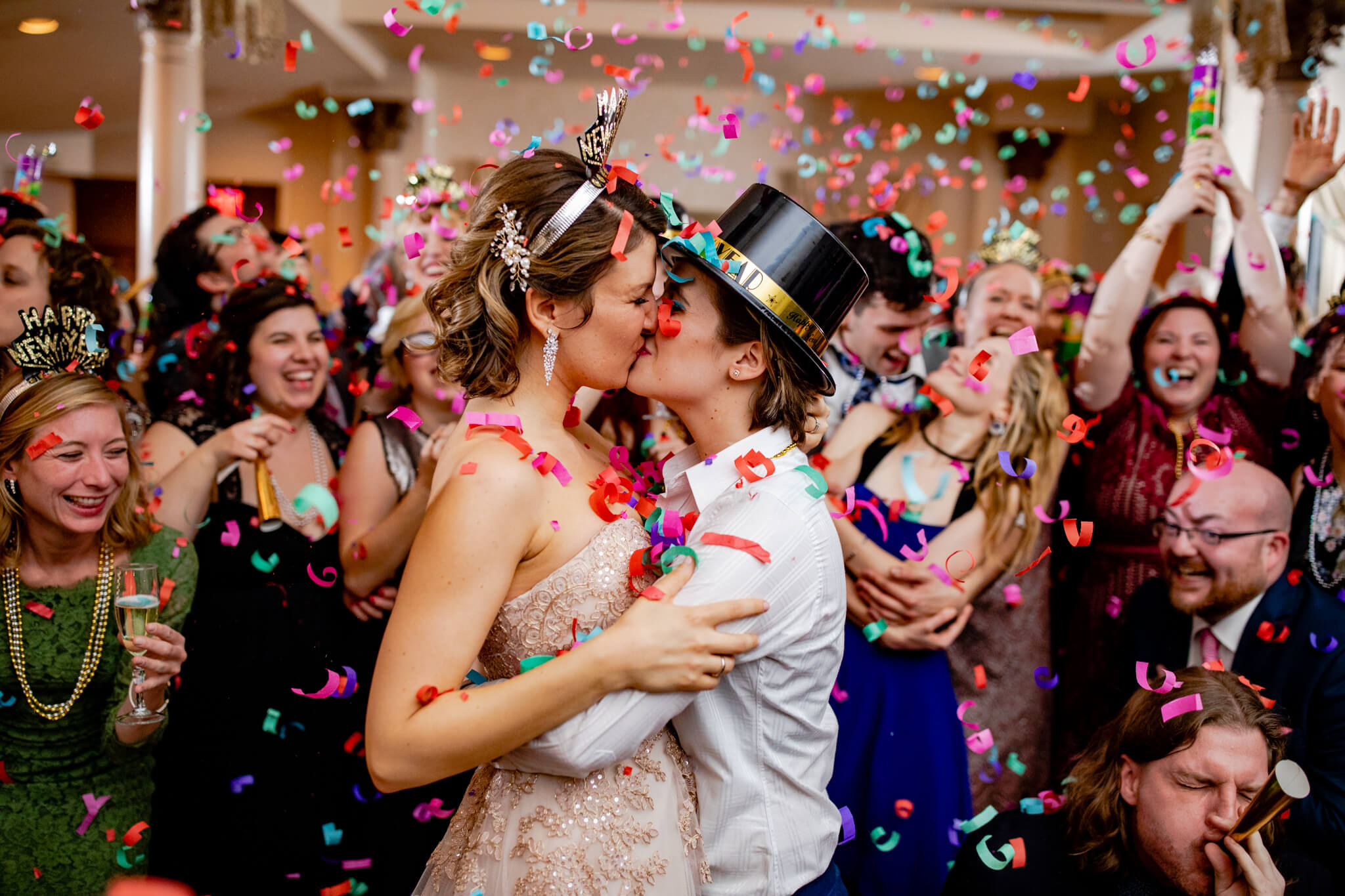 Melissa Jill New Years Eve 2017 Ceresville Mansion Confetti Celebration NYE1.jpg