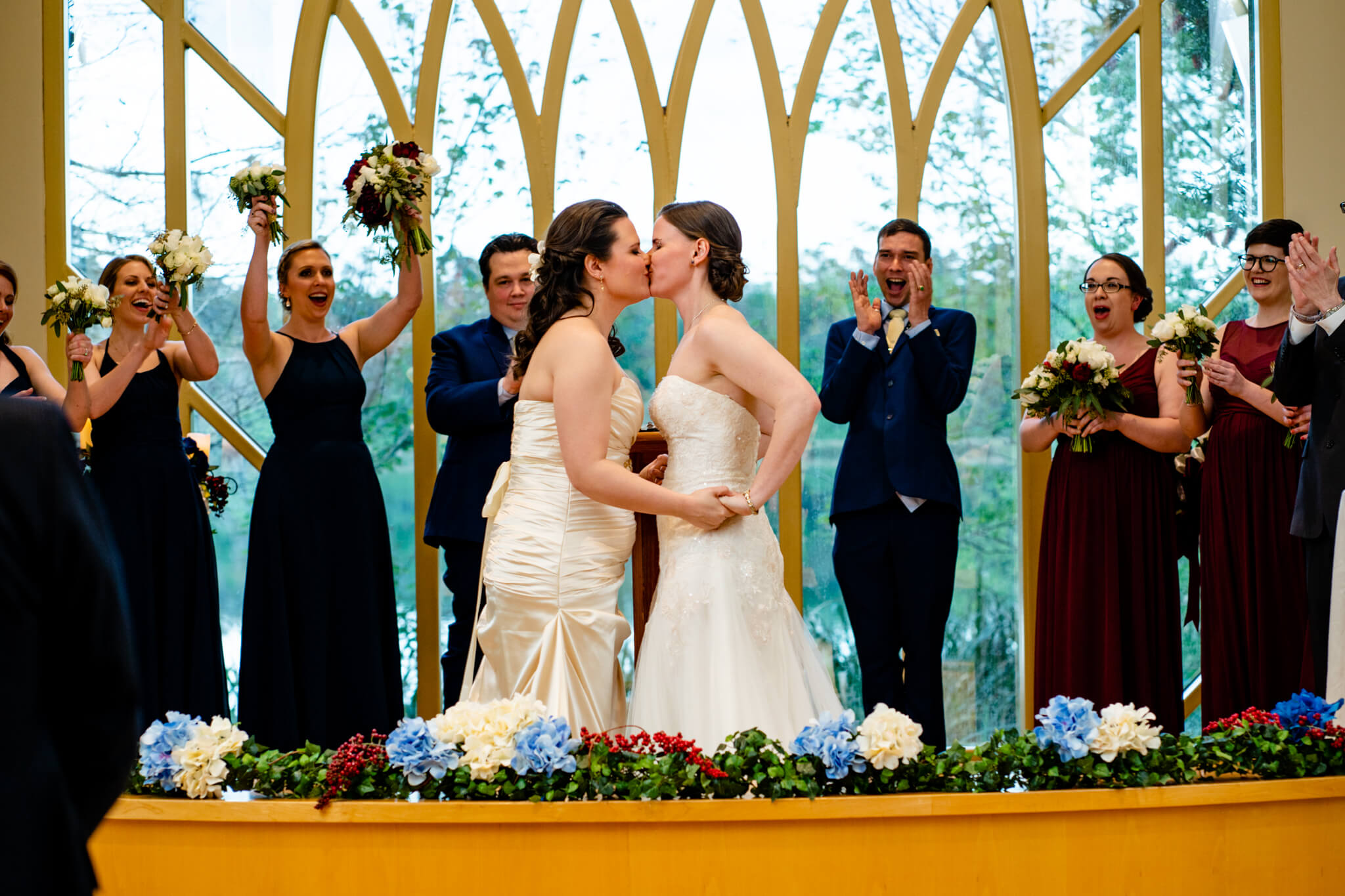 Catherine Laura University of Florida Wedding Smathers Library Reception Baughman Center Ceremony Lake Alice Wedding-24.jpg