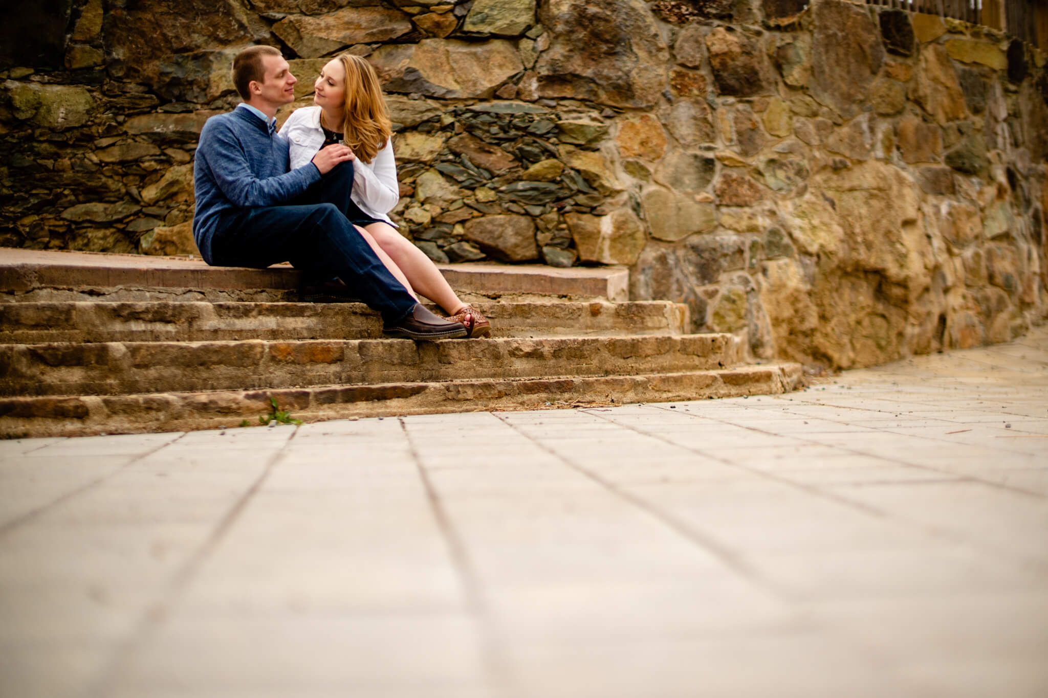Liz Kevin Bluemont Vineyards Engagement Session Winery Portrait Session Loudon Engaged-5.jpg