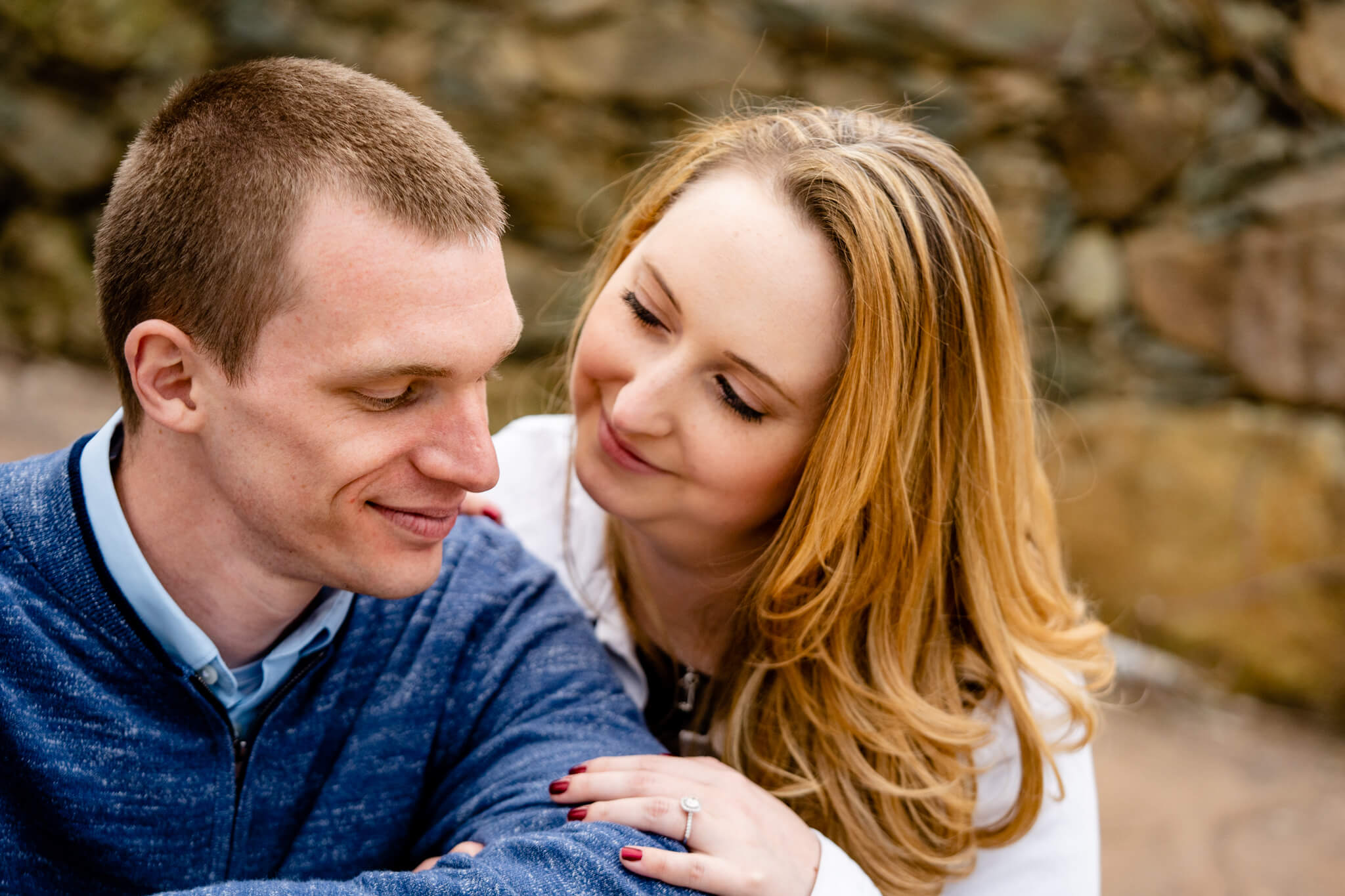 Liz Kevin Bluemont Vineyards Engagement Session Winery Portrait Session Loudon Engaged-6.jpg