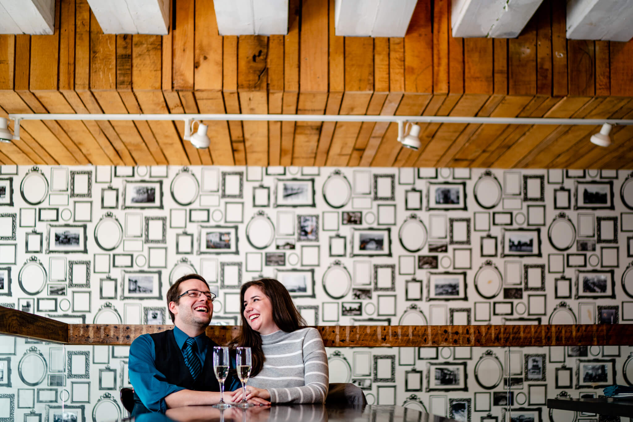 Ambar Engagement Session DC Engaged Balkan Restaurant DC Restaurant Engagement Session Winter Engagement Session-2.jpg