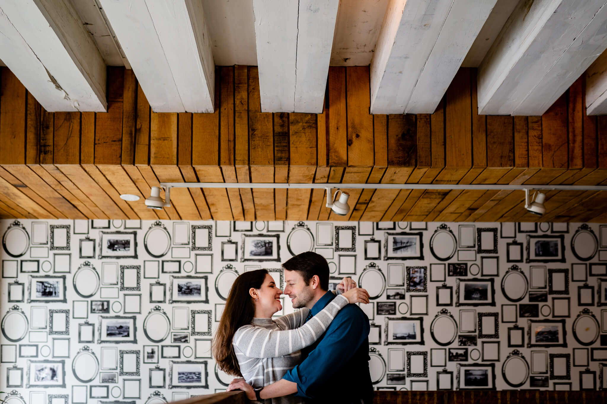 Ambar Engagement Session DC Engaged Balkan Restaurant DC Restaurant Engagement Session Winter Engagement Session-3.jpg