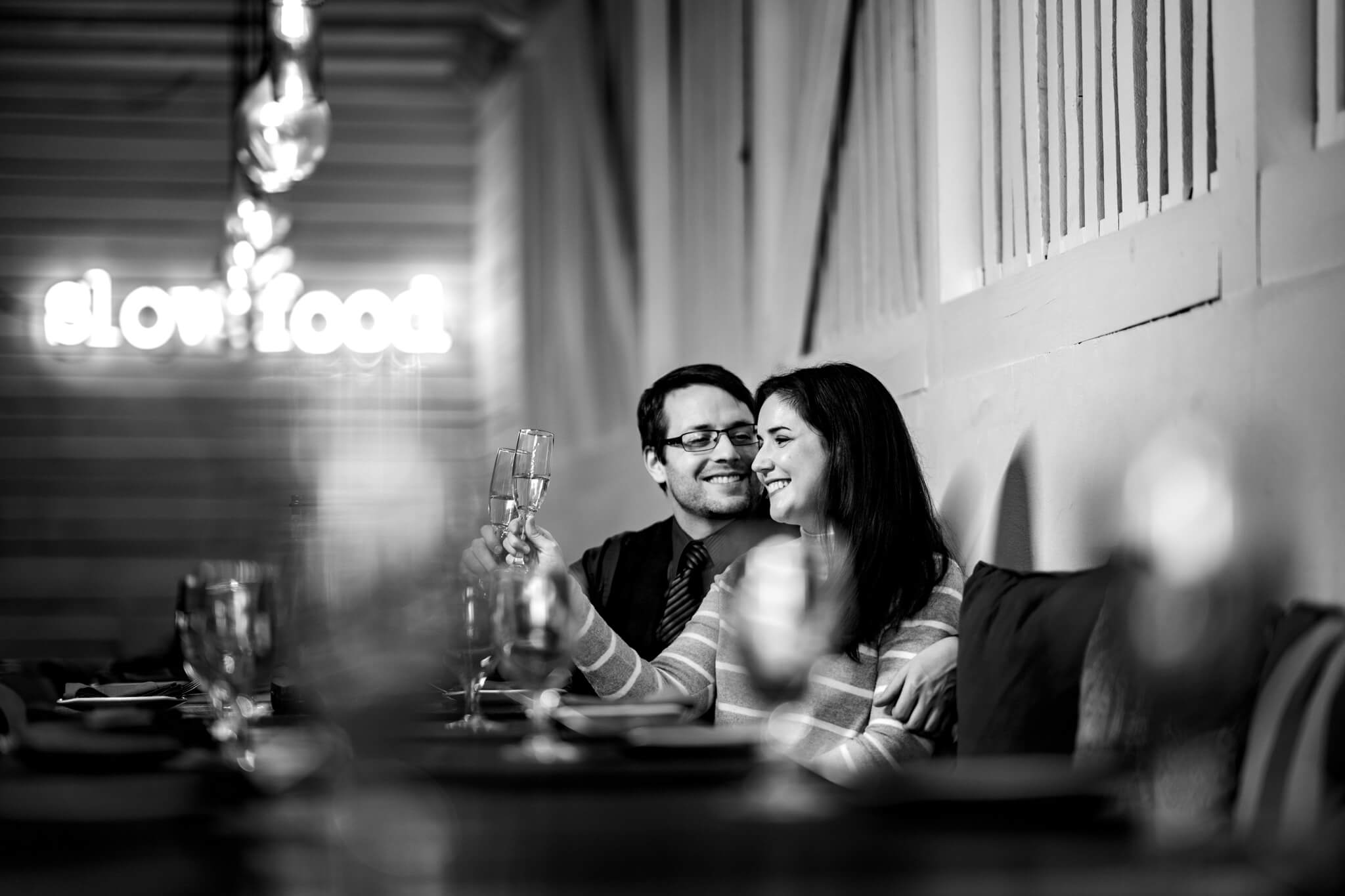 Ambar Engagement Session DC Engaged Balkan Restaurant DC Restaurant Engagement Session Winter Engagement Session-6.jpg