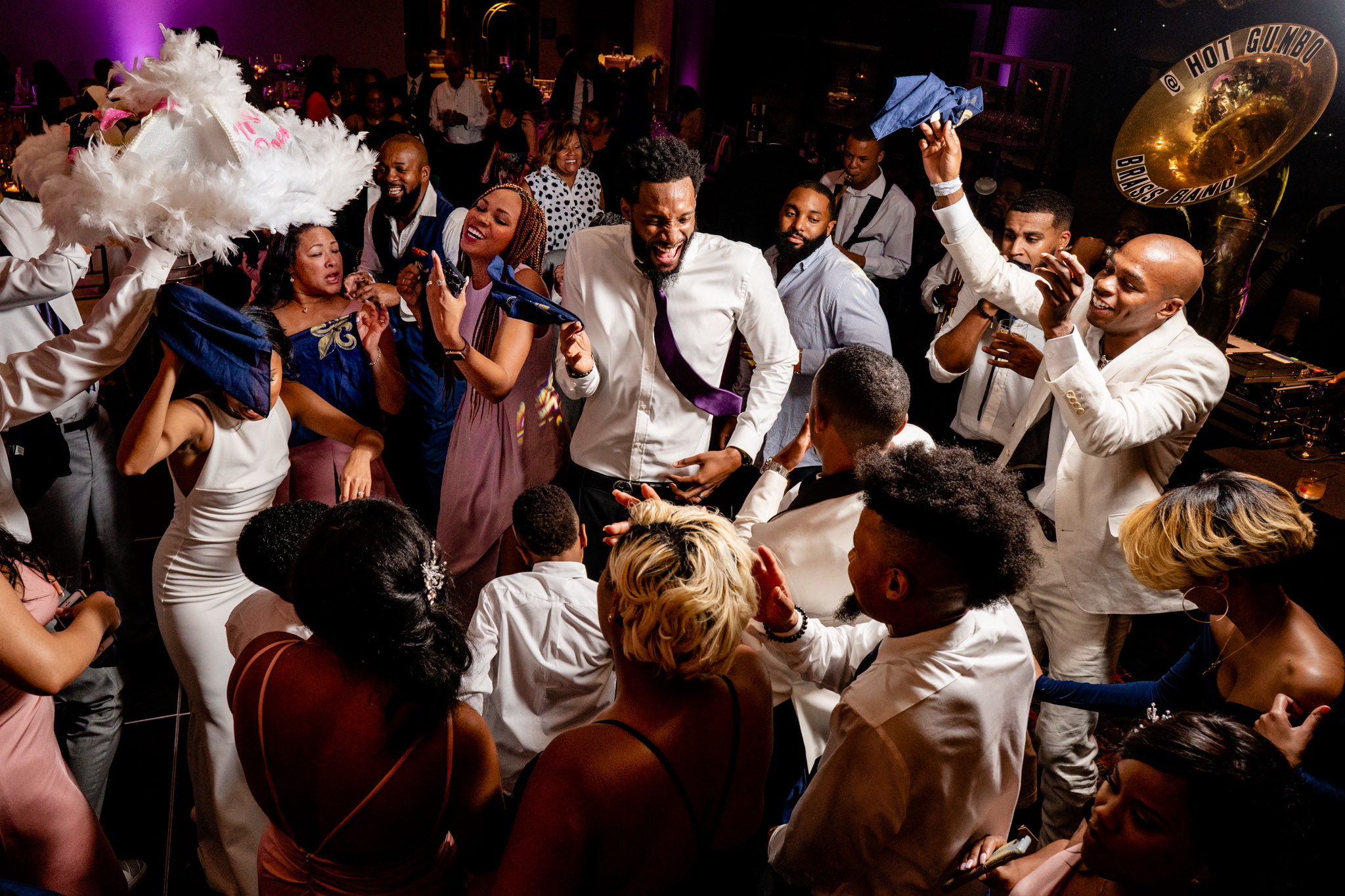 New Orleans Wedding Second Line Band University of Maryland UMD-26.jpg