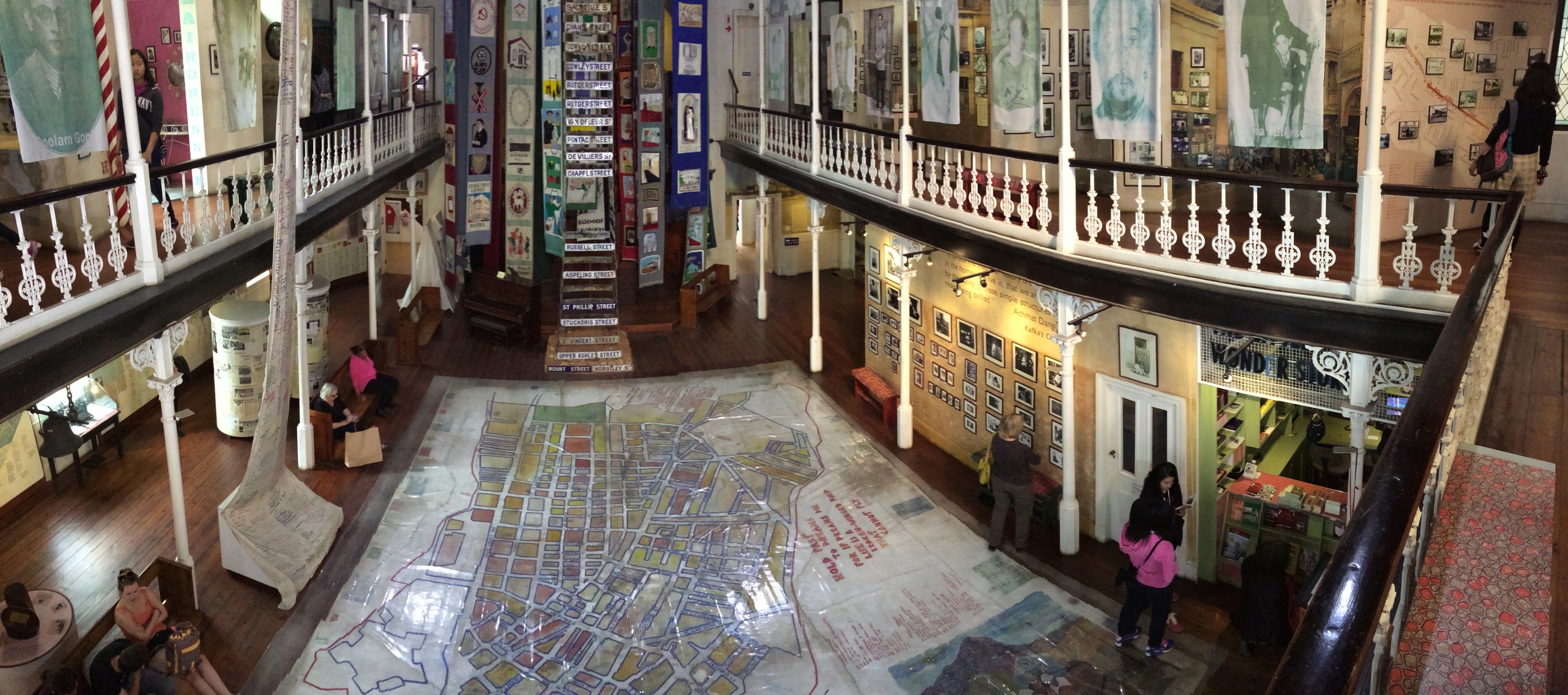District Six Museum. Photo: Another Way of Looking