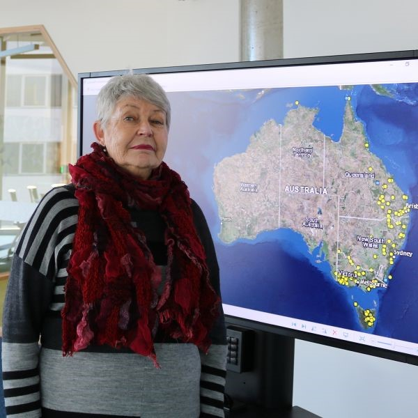 Professor Lyndall Ryan  is research academic in the Centre for the 21st Century Humanities at the University of Newcastle. Since the 1970s Lyndall has researched Australian frontier violence and in July 2017 launched the website Colonial Frontier Massacres in Eastern Australia 1788-1872.