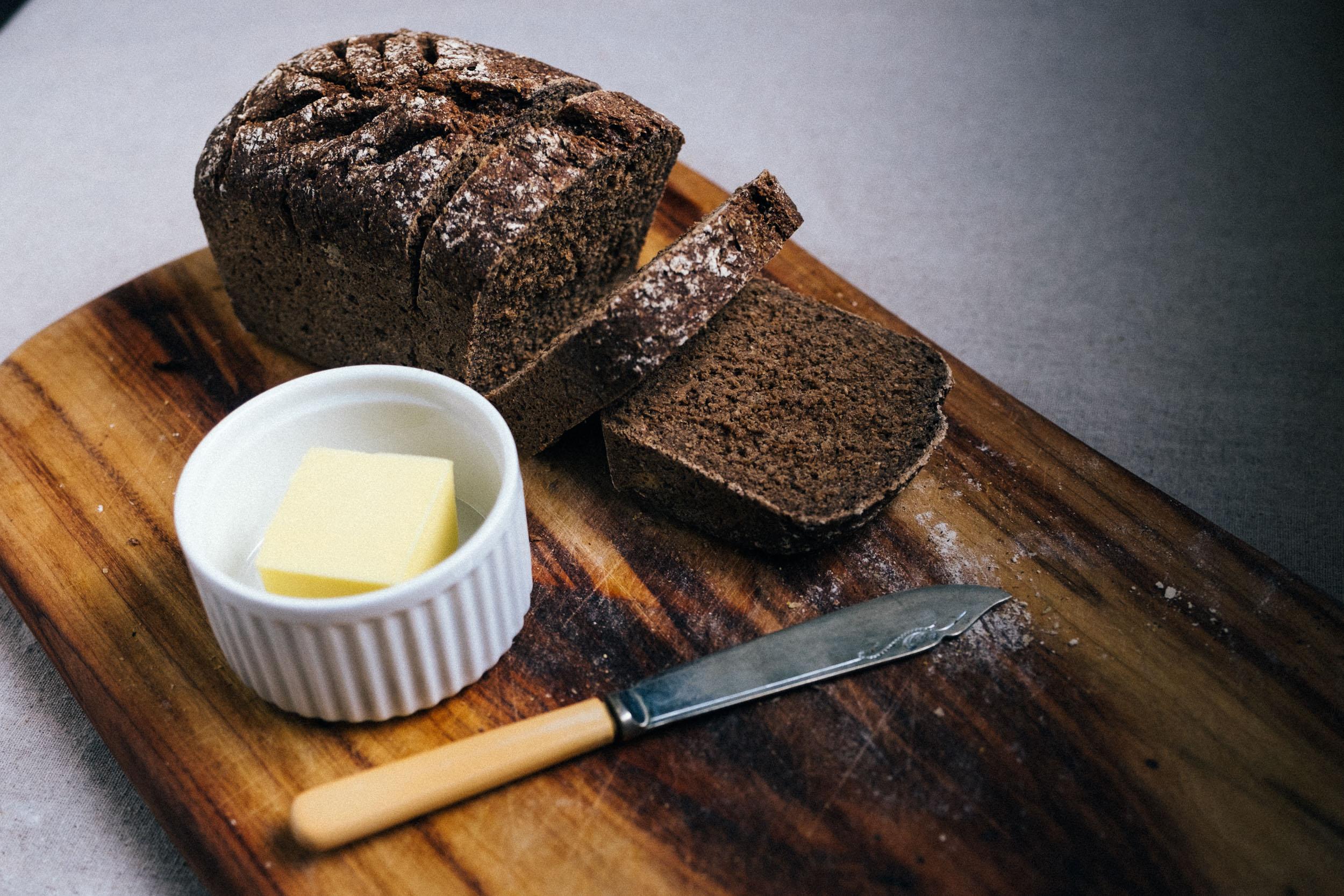 Simple Bread & Butter
