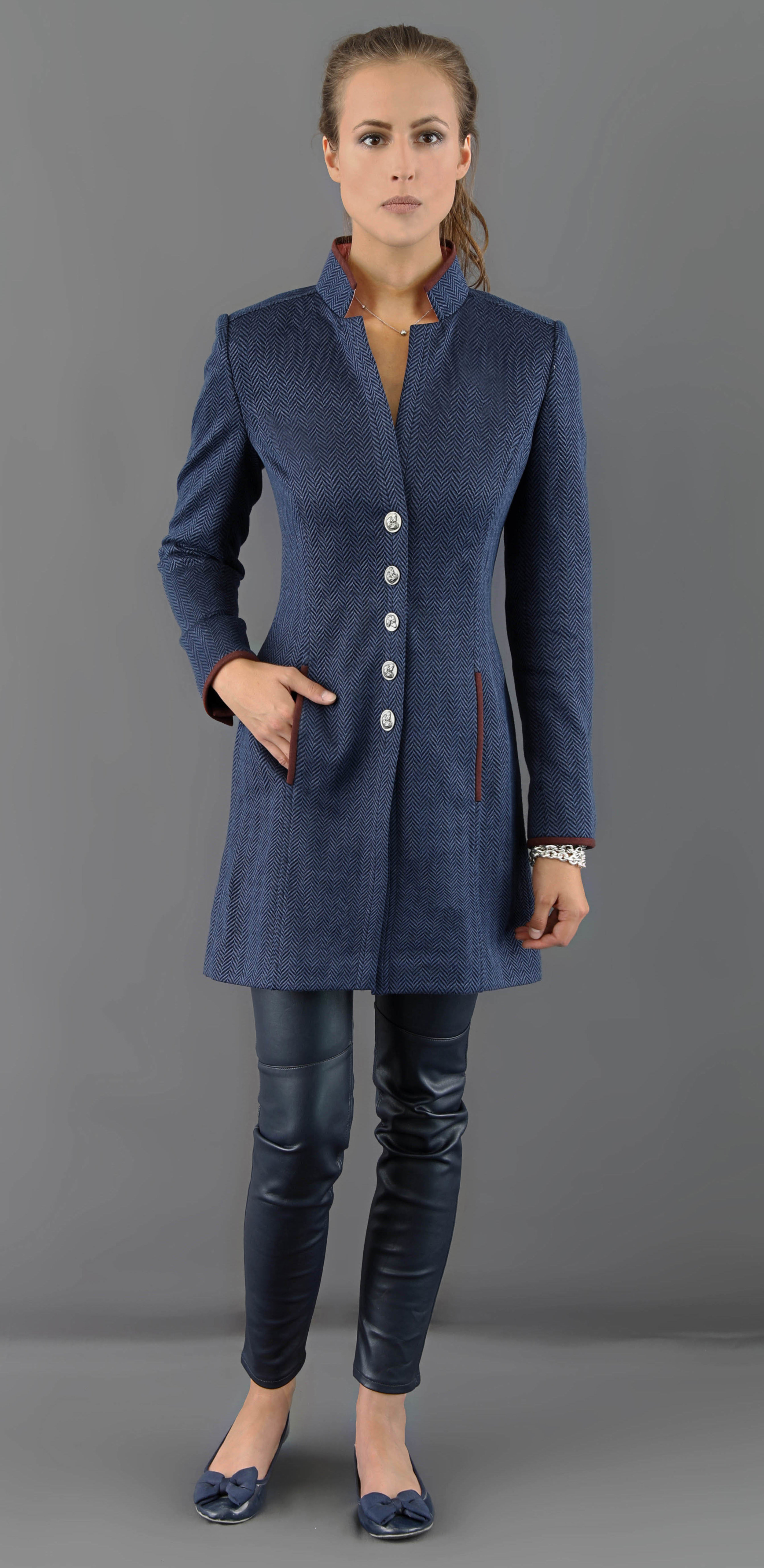 Long-Jacket Fischgrätjersey marine.jpg