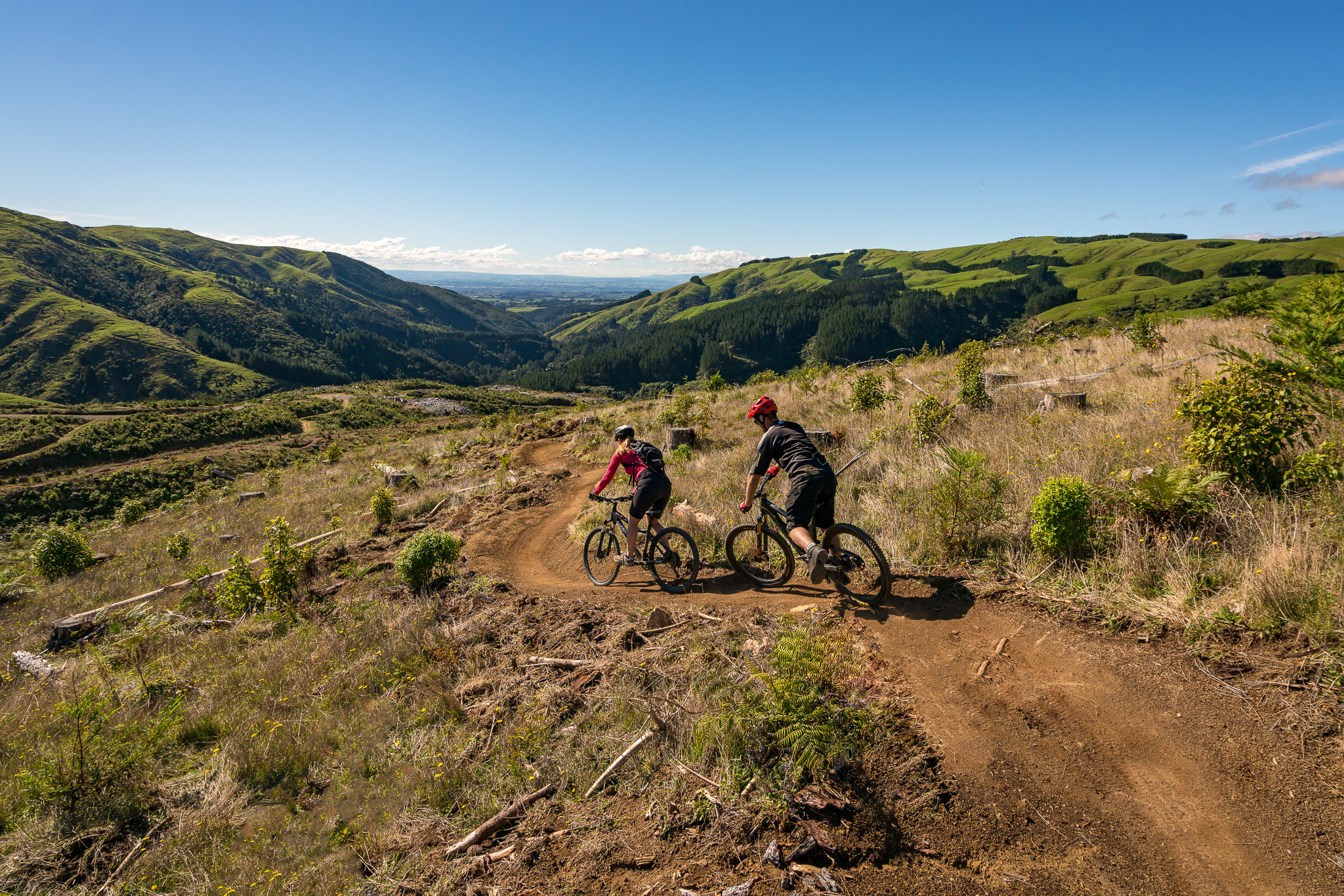 Arapuke Park mountain biking credit www.ManawatuNZ.co.nz.jpg