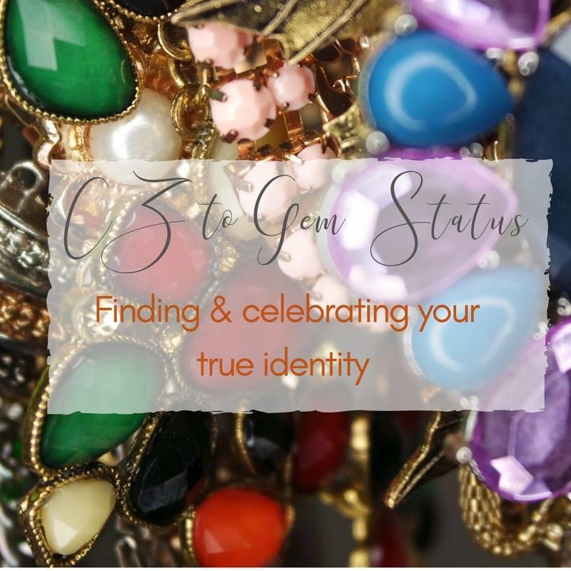 CZ to Gem Status : Finding & Celebrating Your True Identity