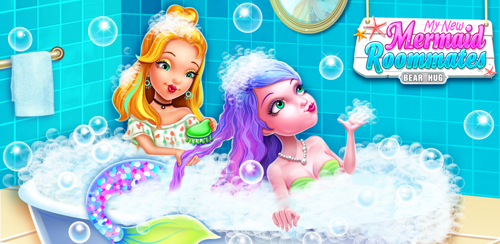 My New Mermaid Roommates  Have you ever thought of playing with mermaids? Ava made a wish to have an unforgettable and special summer memory with beautiful and mysterious mermaids.