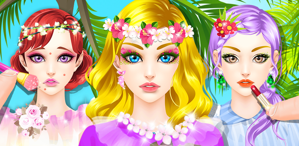 Summer Closet - Beauty Salon  In Summer Princess, head straight to the salon and give yourself a pretty makeover that will have all the boys looking all summer long!