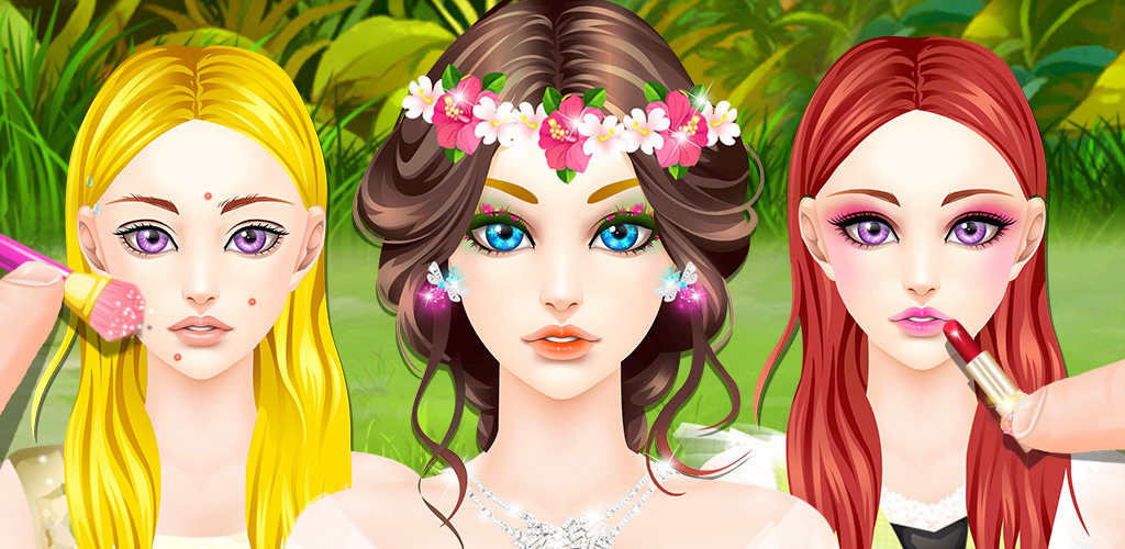 Spring Princess - Beauty Salon  Fashion design isn't just for star models anymore! Spring time HERE so you must prepare your wardrobe!