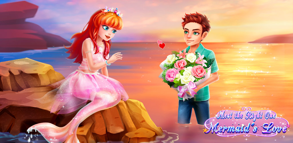 Mermaid Princess Love Story  A beautiful mermaid princess Elissa became a human girl on her 12th birthday. What will happen once she enters the human world?