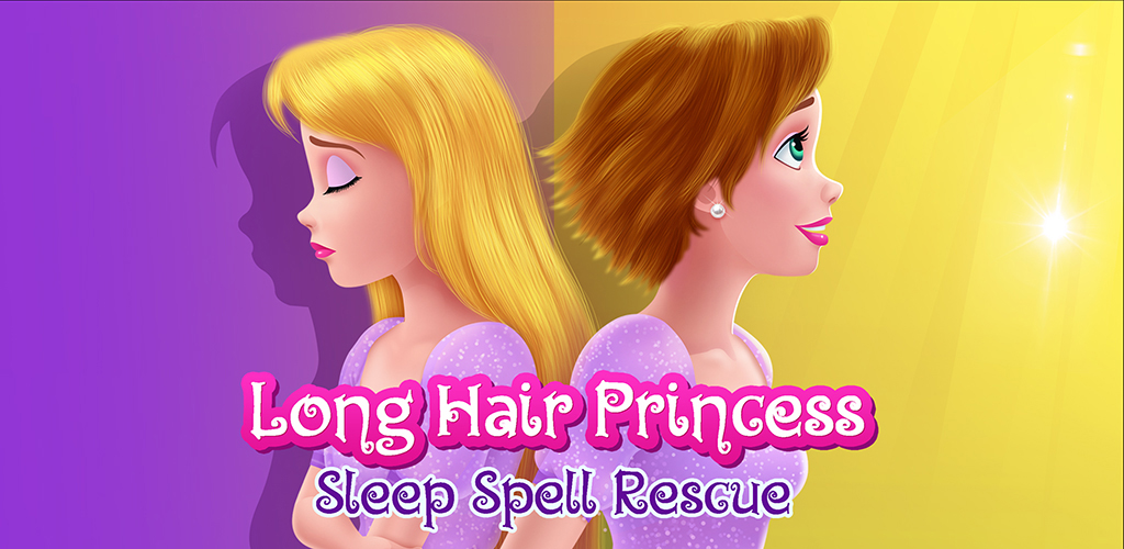 Long Hair Princess 3: Sleep Spell Rescue  The long-haired princess finally reunited with her family. The king and queen held a ball to celebrate her return. But the evil witch appeared at the ball and placed a sleeping curse on everyone, and all the people fell asleep.