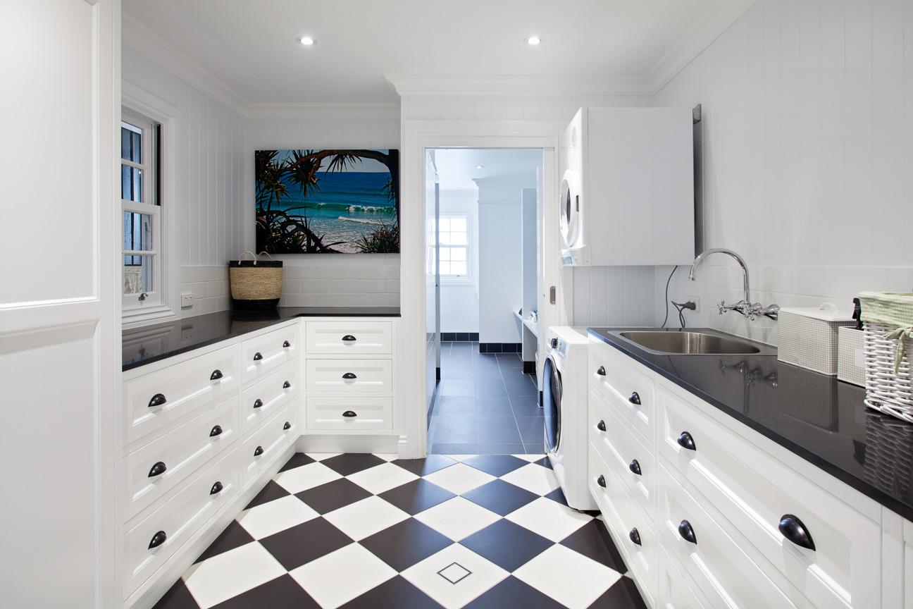 Hampton Style House