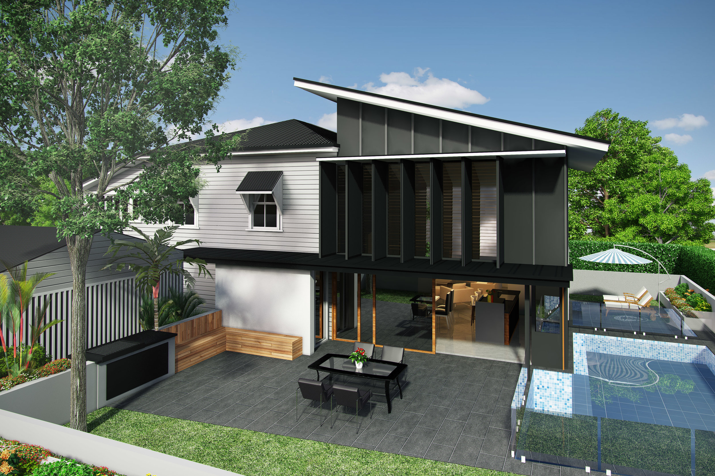 MANLY HOUSE RENOVATION