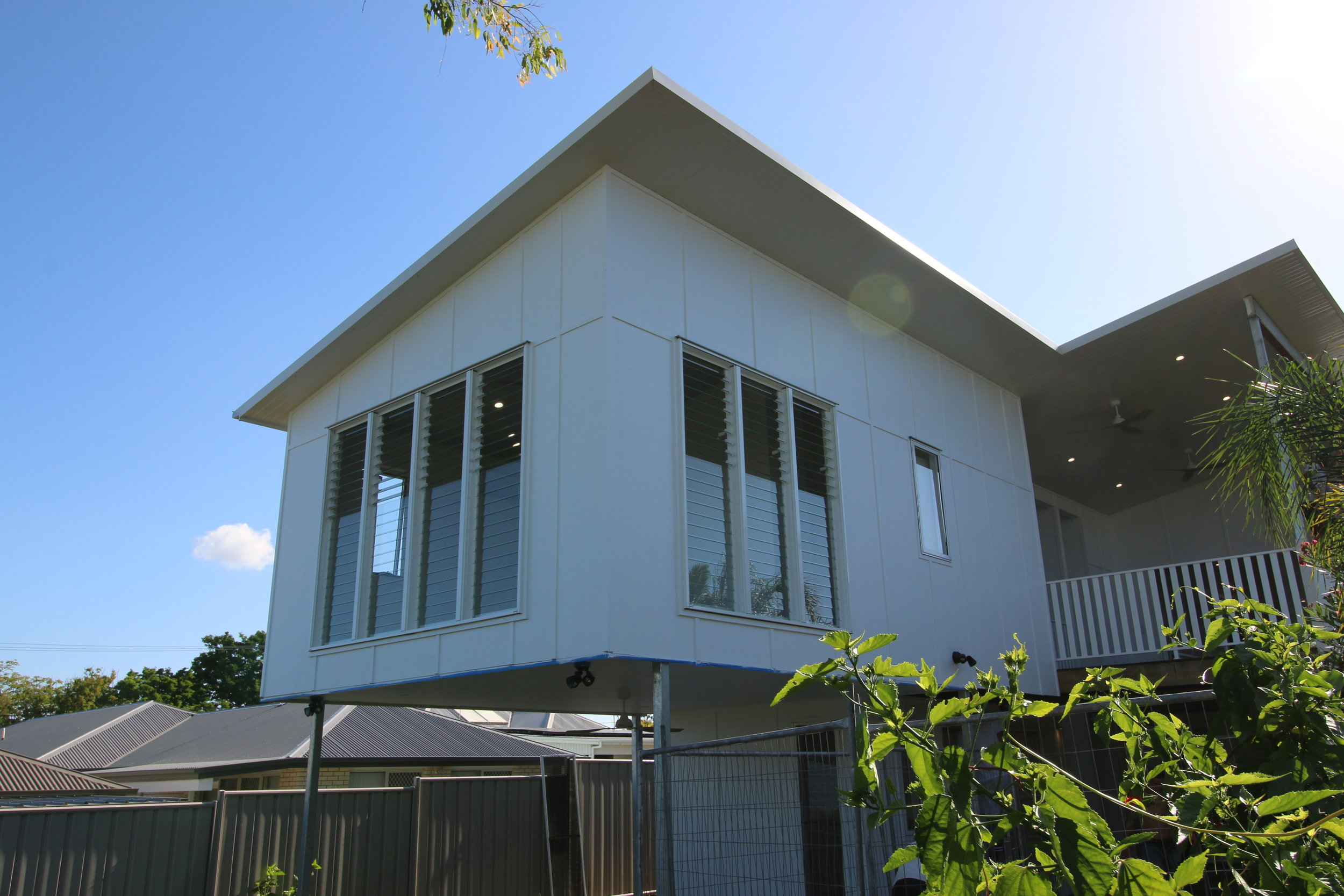 OXLEY HOUSE EXTENSION
