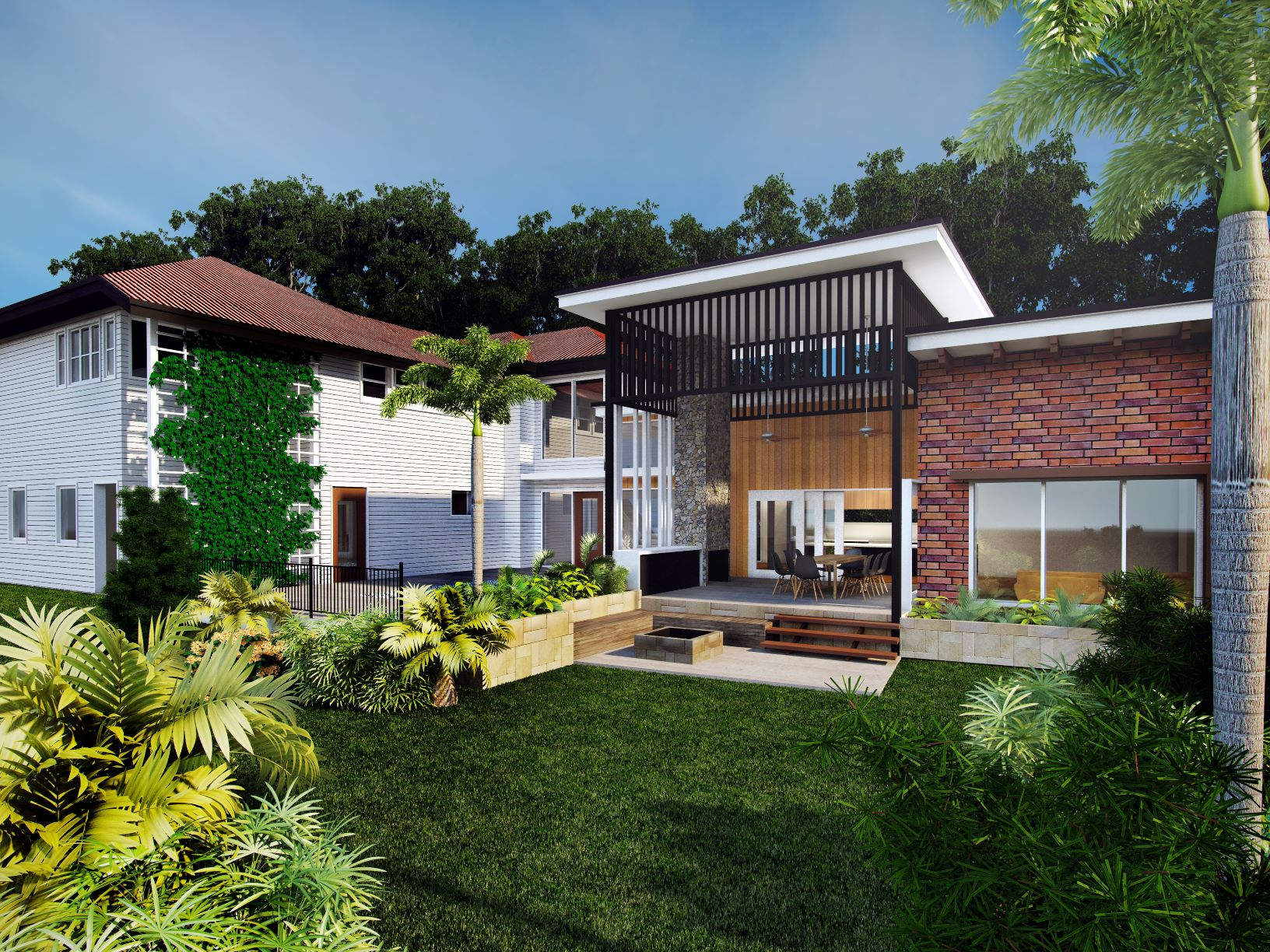 WAVELL HEIGHTS HOUSE EXTENSION