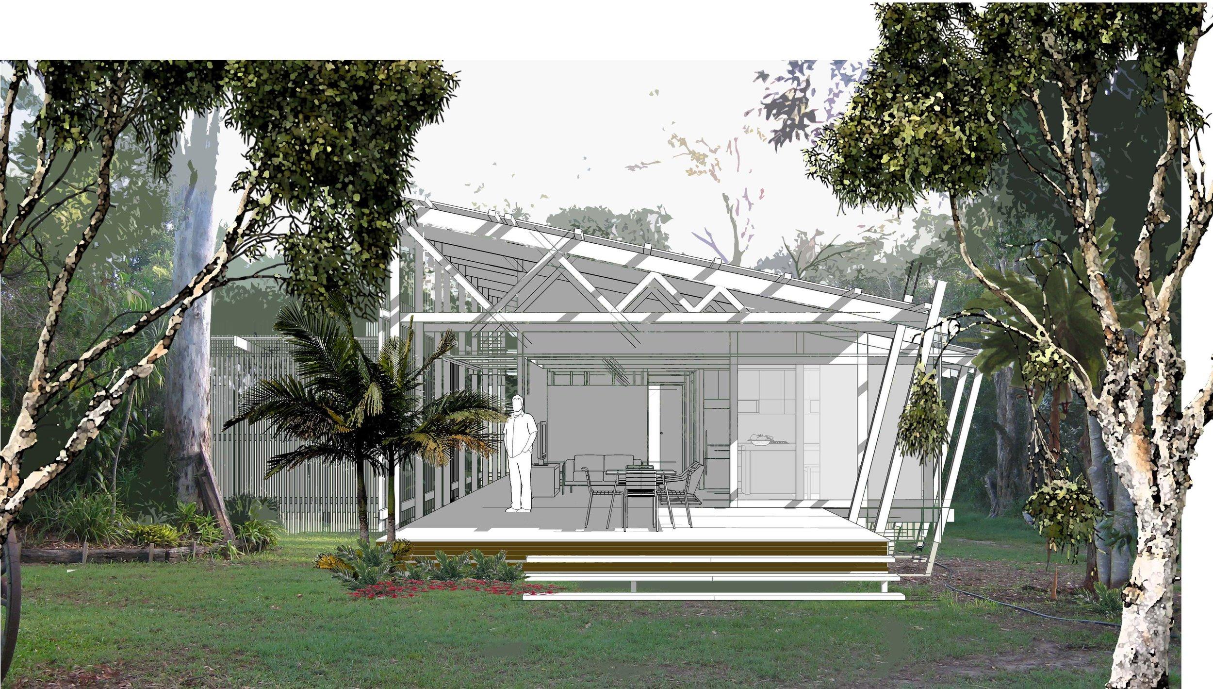 LOTA SMALL HOUSE