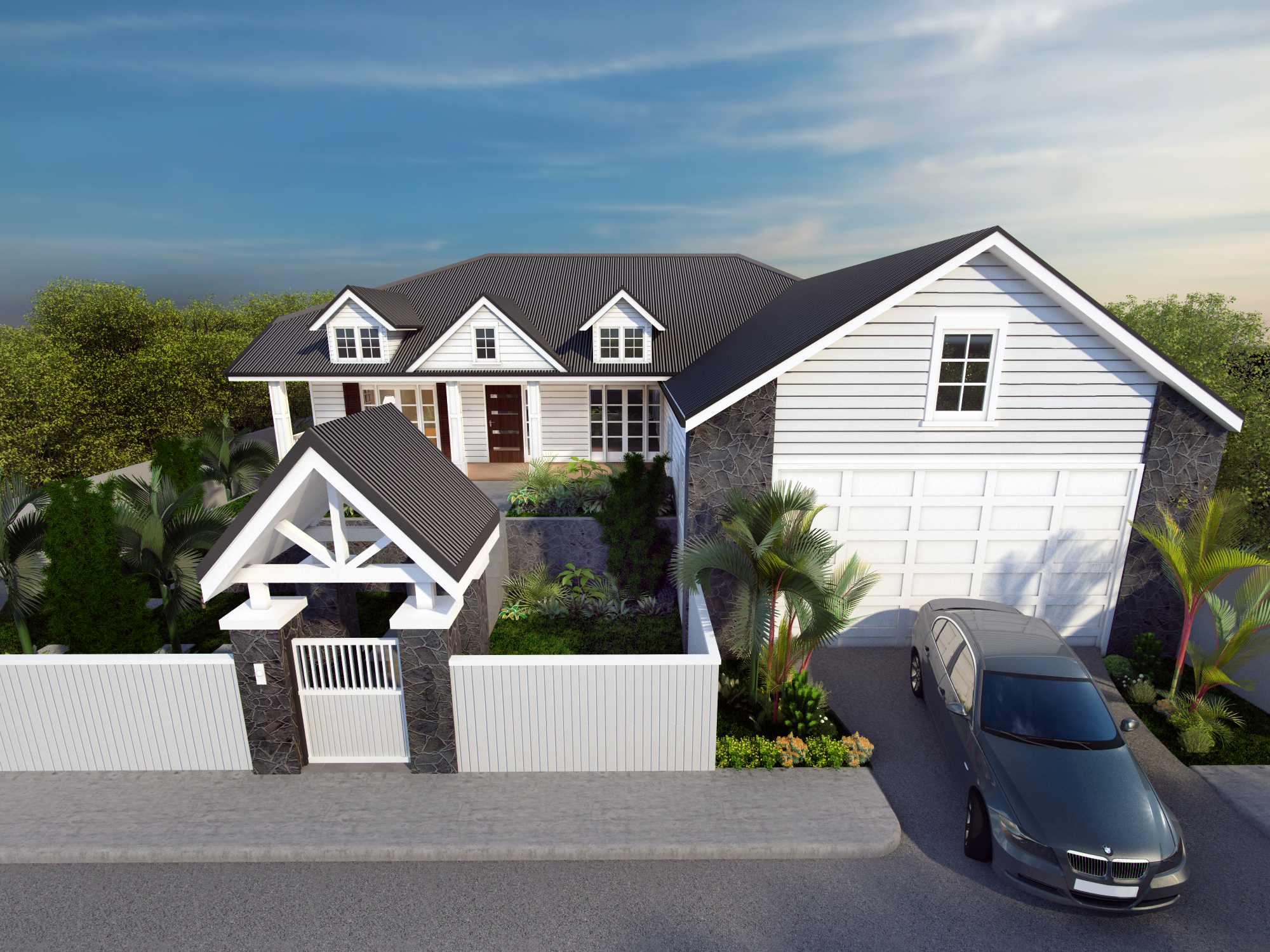 BULIMBA NEW HOUSE