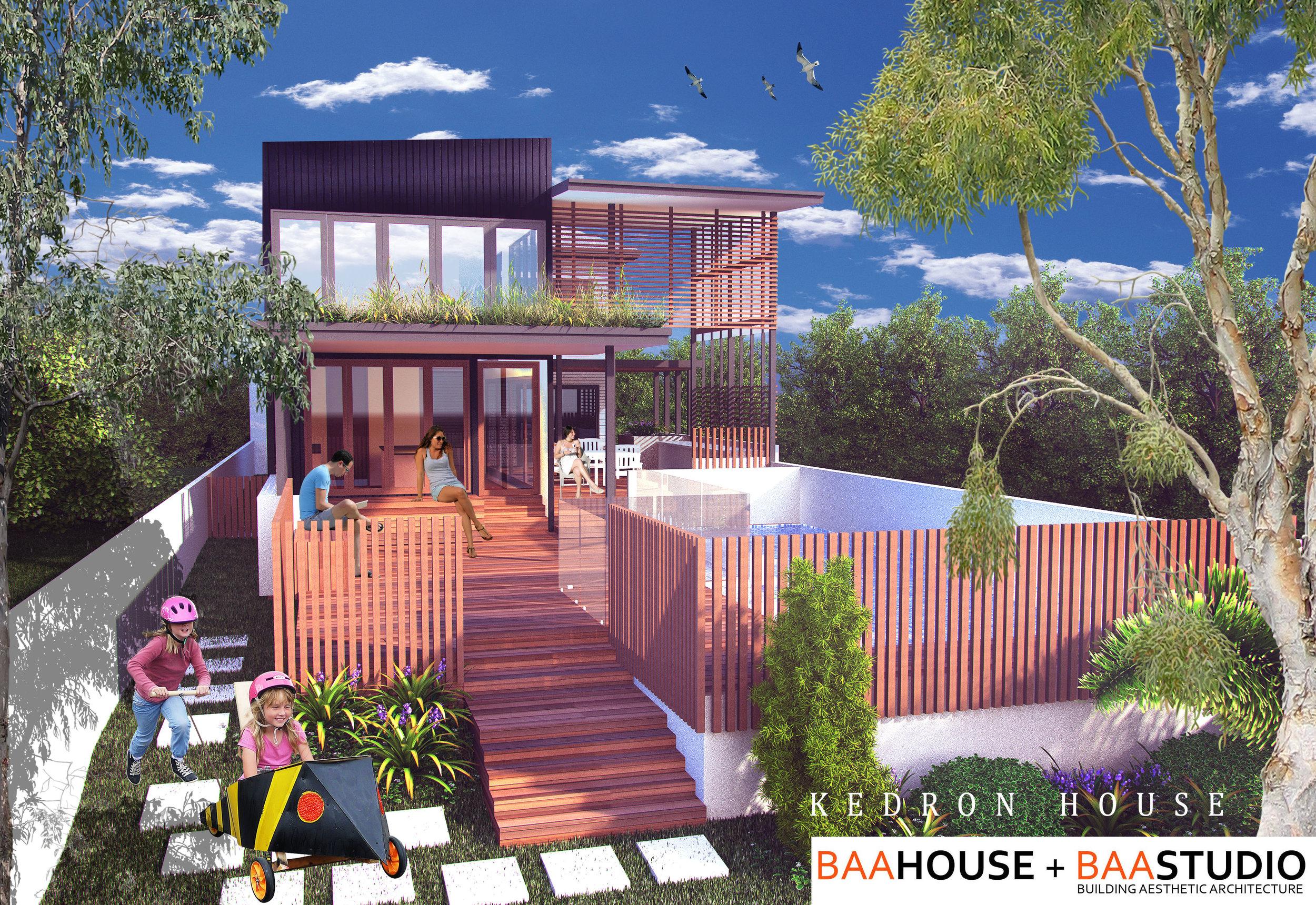 KEDRON SMALL HOUSE