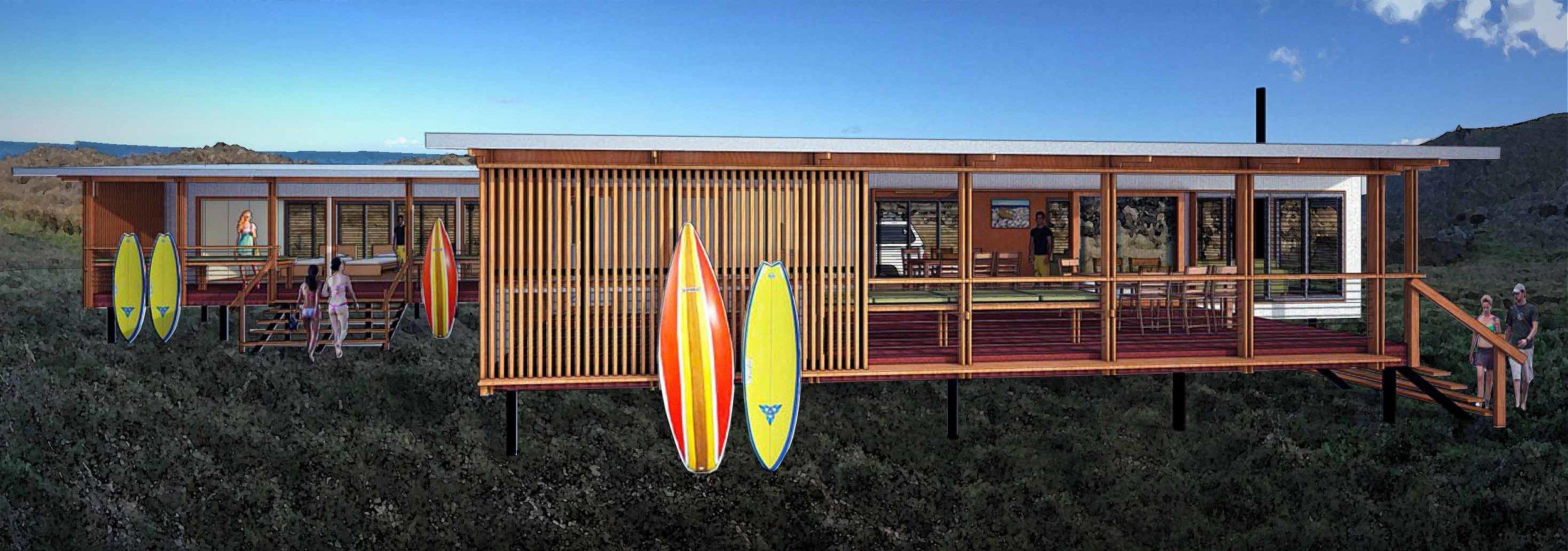 NZ SURF HOUSE