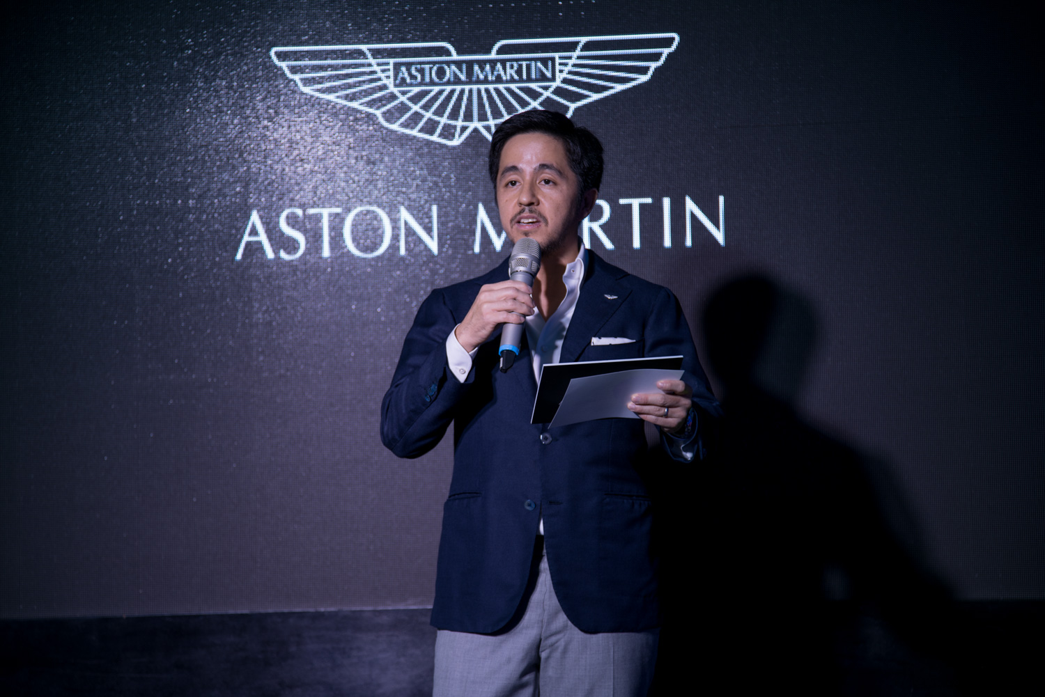 Marc Tagle, Aston Martin Manila Chairman and President