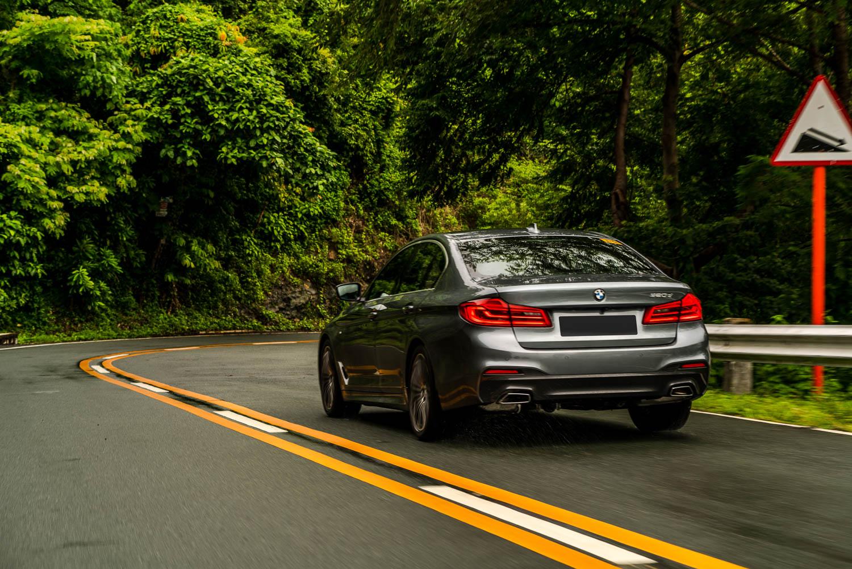 BMW 520d MSport