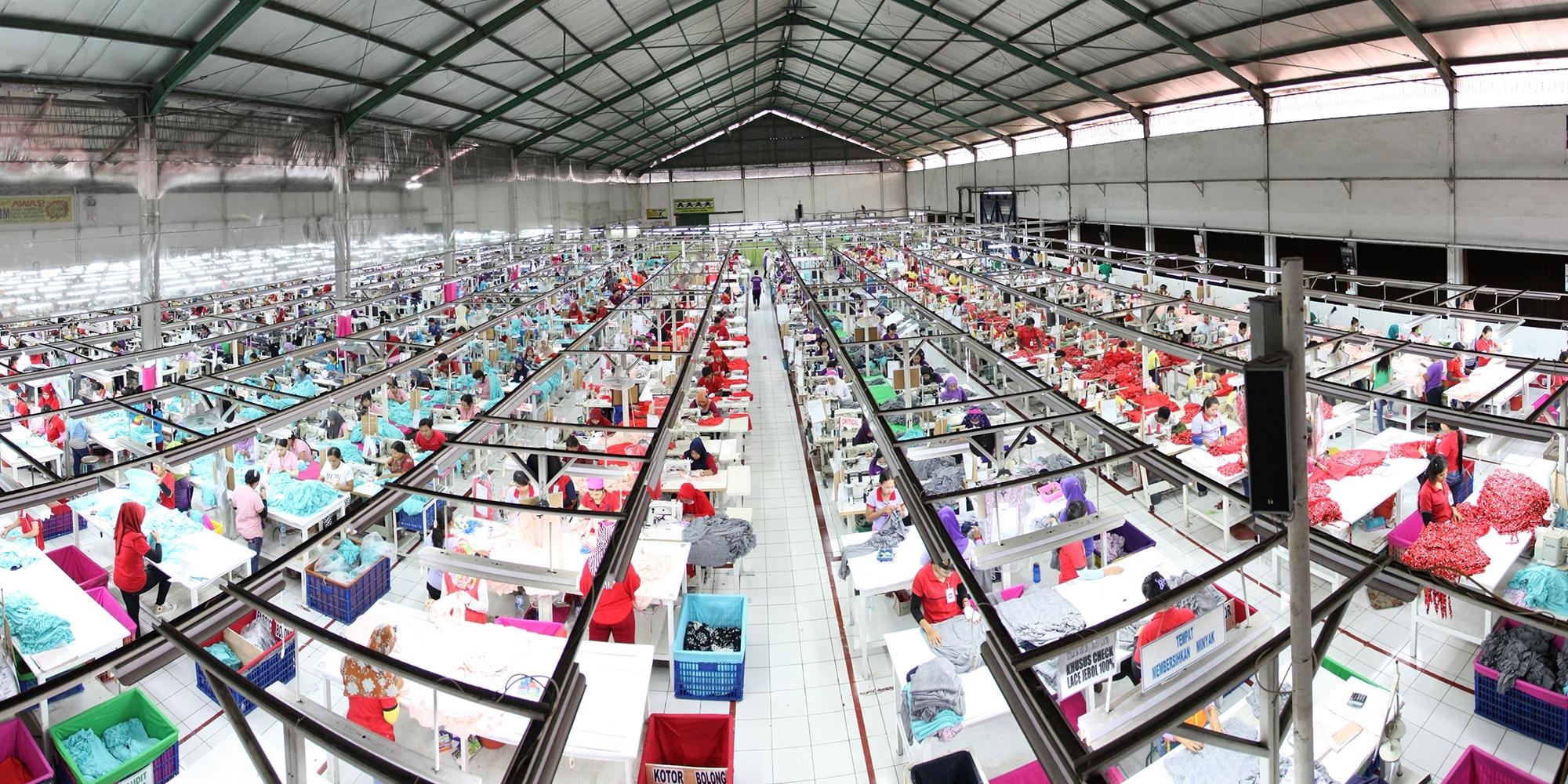 Copy of PT. Pinnacle Apparels Factory | Semarang | Apparel Manufacturer