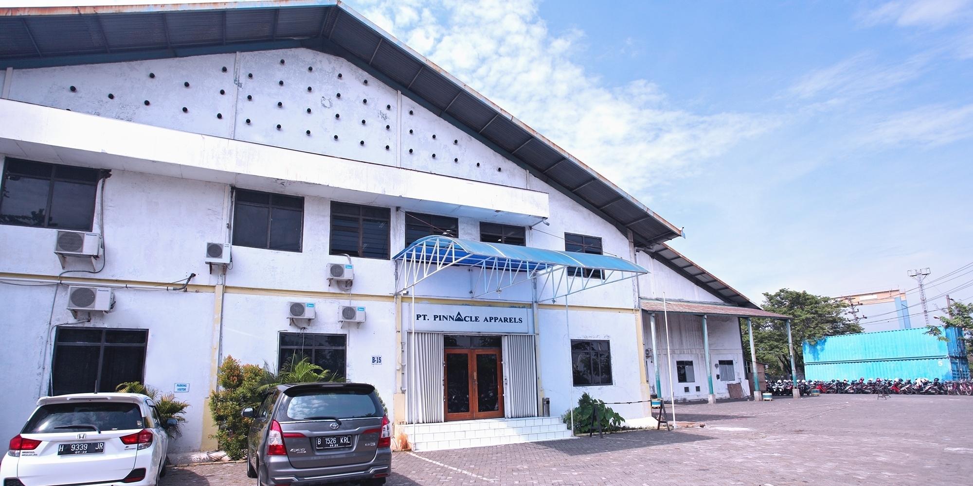Copy of PT. Pinnacle Apparels Semarang | Apparel Manufacturer
