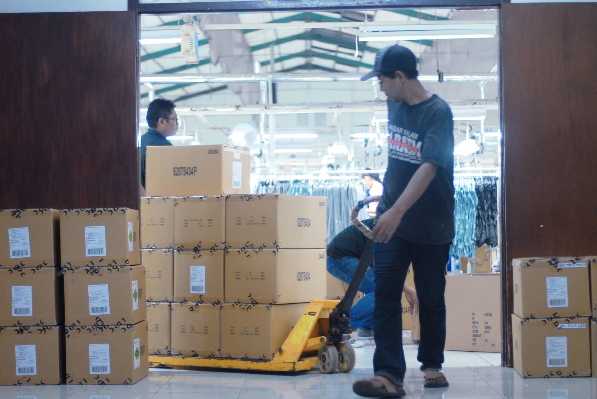 Loading & Shipment