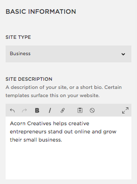 Squarespace Website SEO tips
